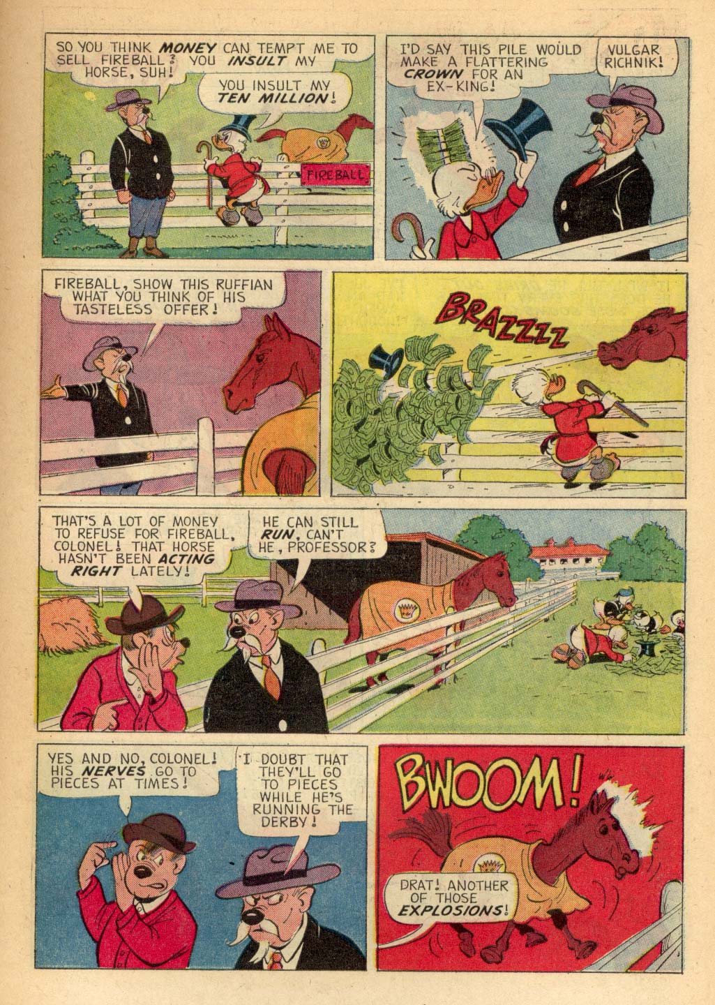 Read online Uncle Scrooge (1953) comic -  Issue #66 - 7