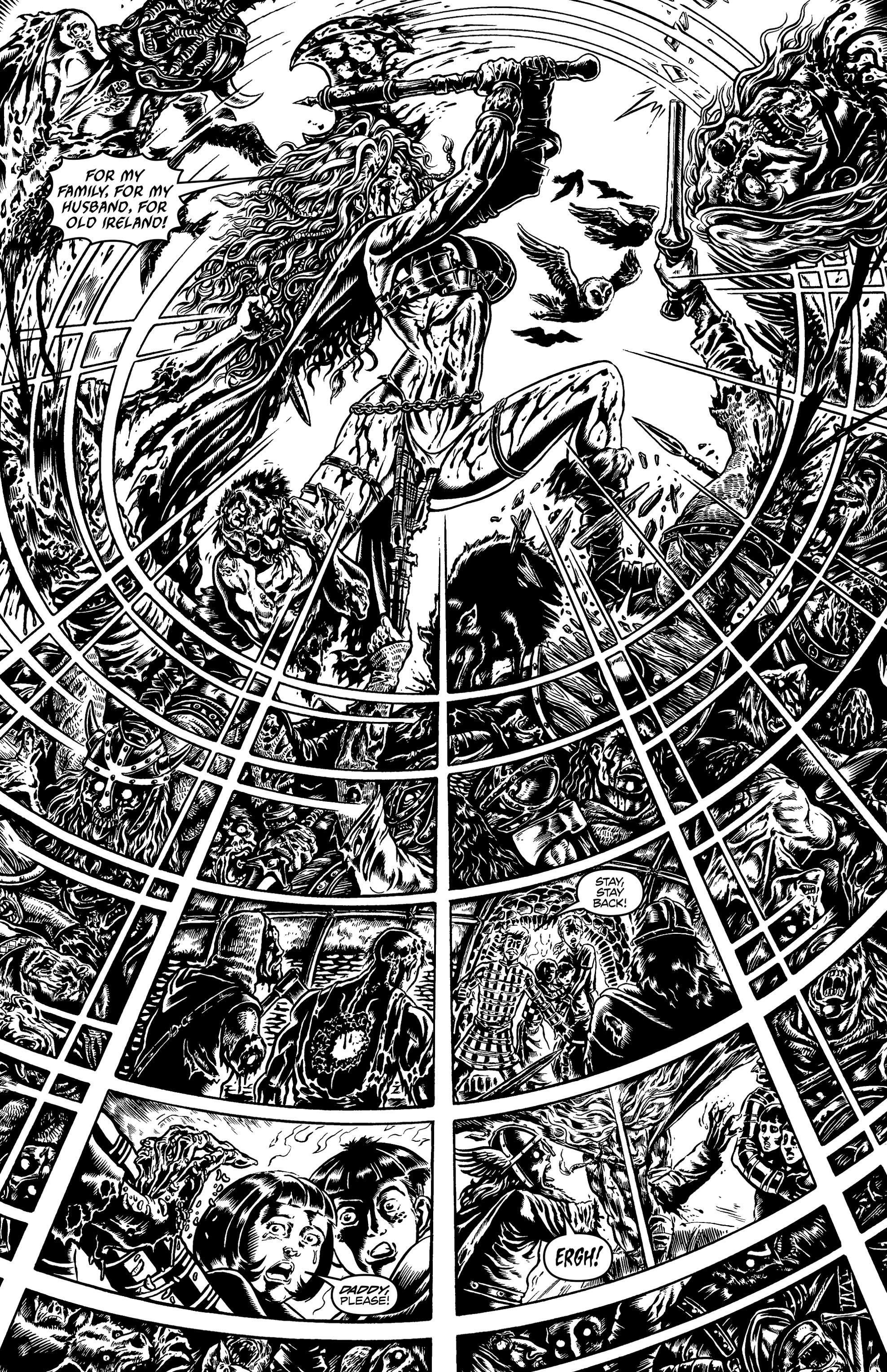 Read online Belladonna: Origins comic -  Issue #1 - 20