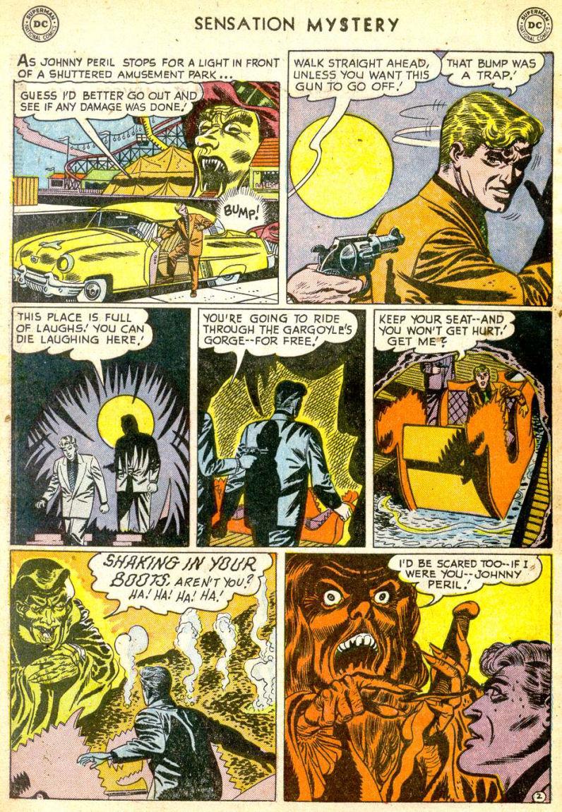 Read online Sensation (Mystery) Comics comic -  Issue #113 - 4