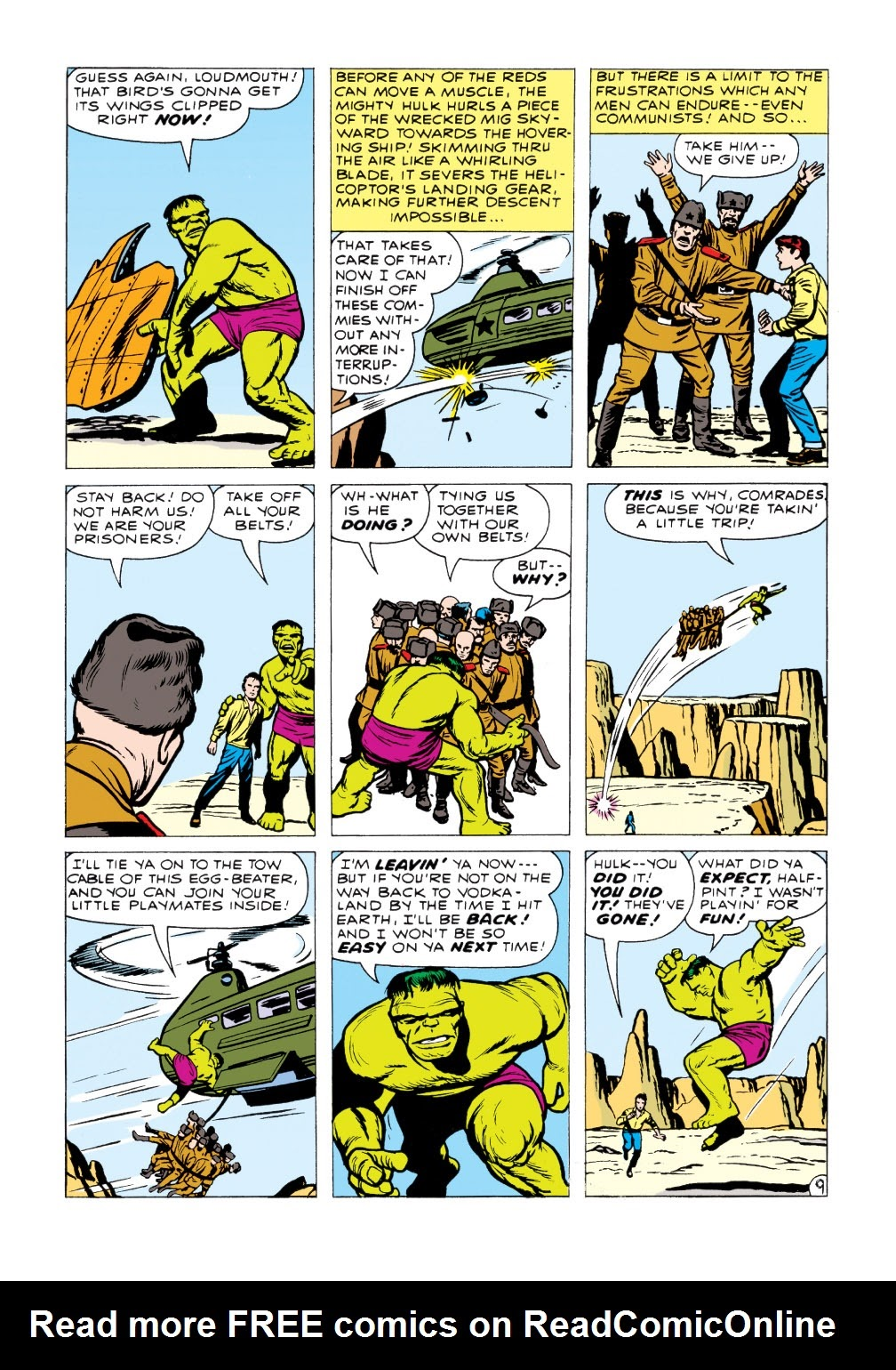 Read online Marvel Masterworks: The Incredible Hulk comic -  Issue # TPB 1 (Part 2) - 2