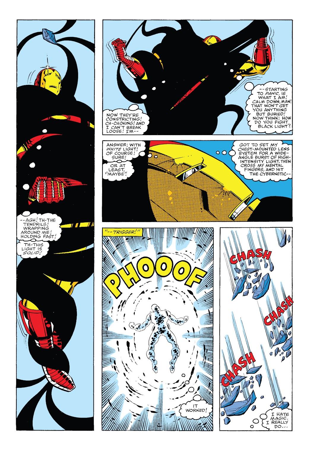Read online Marvel Tales: Iron Man comic -  Issue # Full - 65
