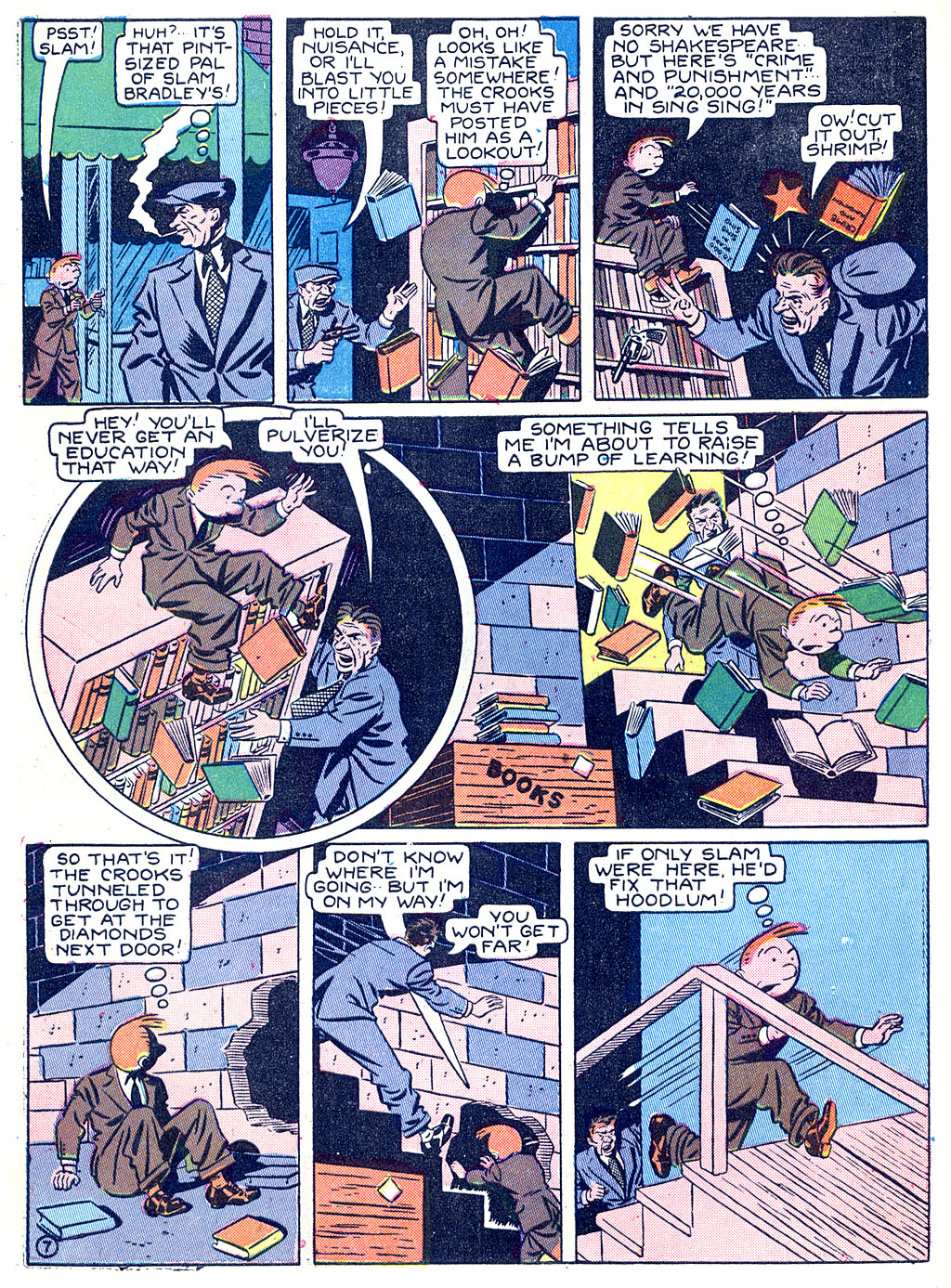 Read online Detective Comics (1937) comic -  Issue #68 - 64
