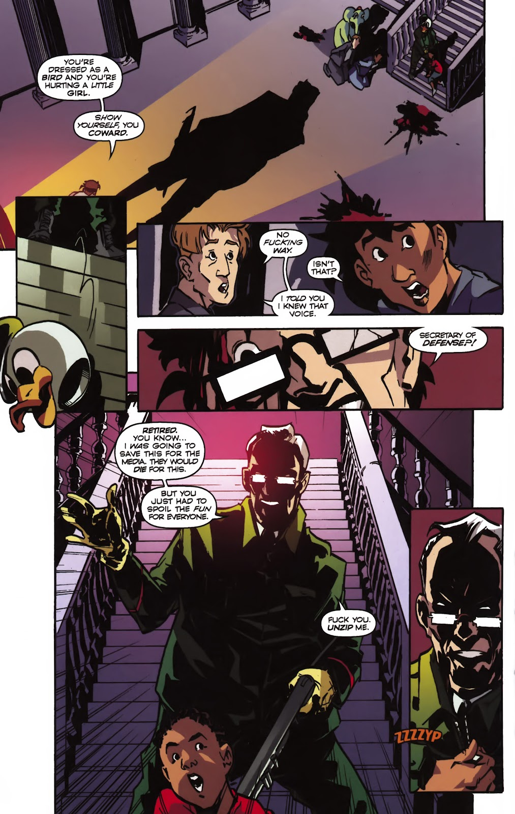 Read online Ricky Rouse Has A Gun comic -  Issue # TPB (Part 2) - 65