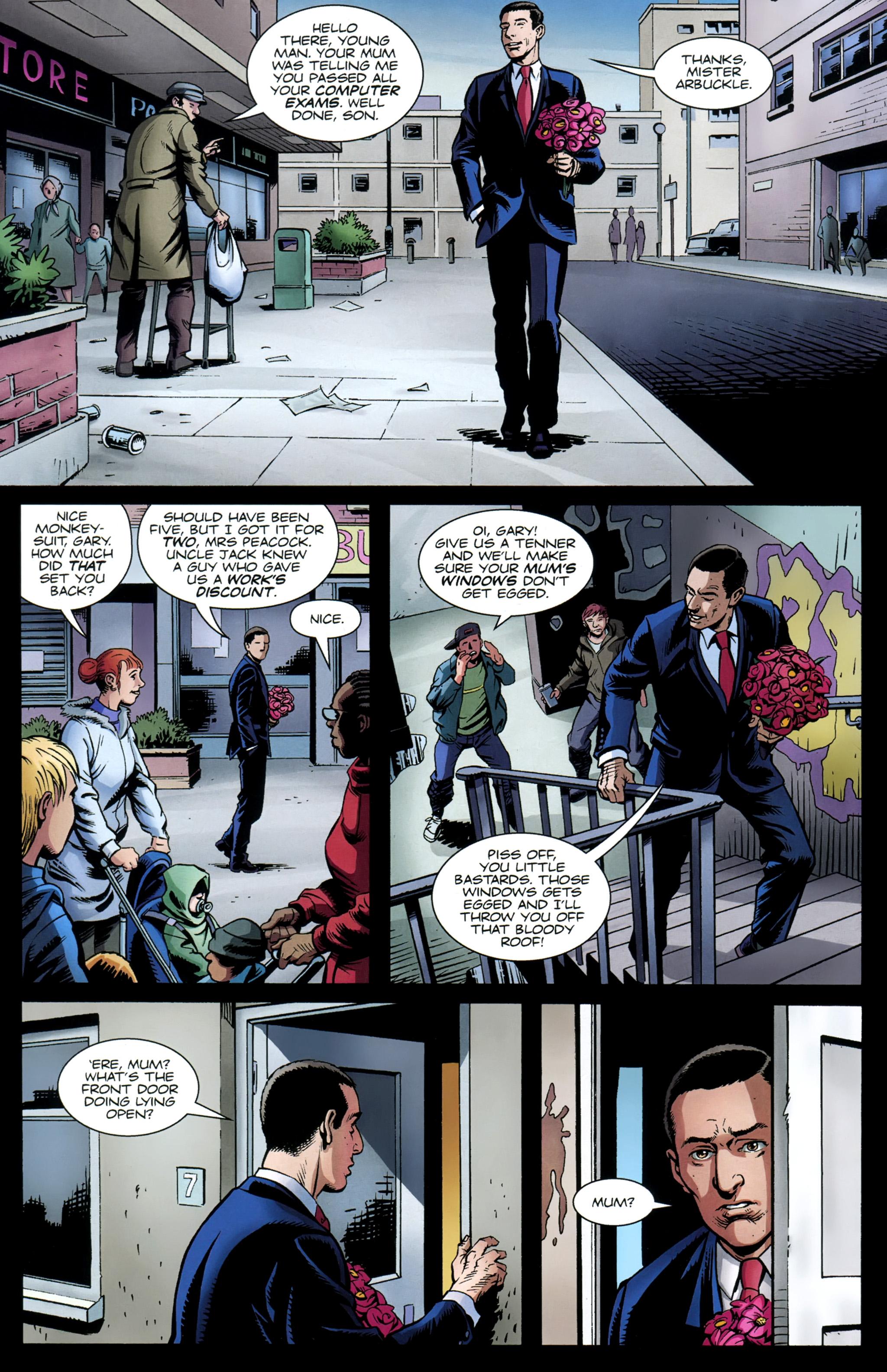 Read online Secret Service comic -  Issue #4 - 23
