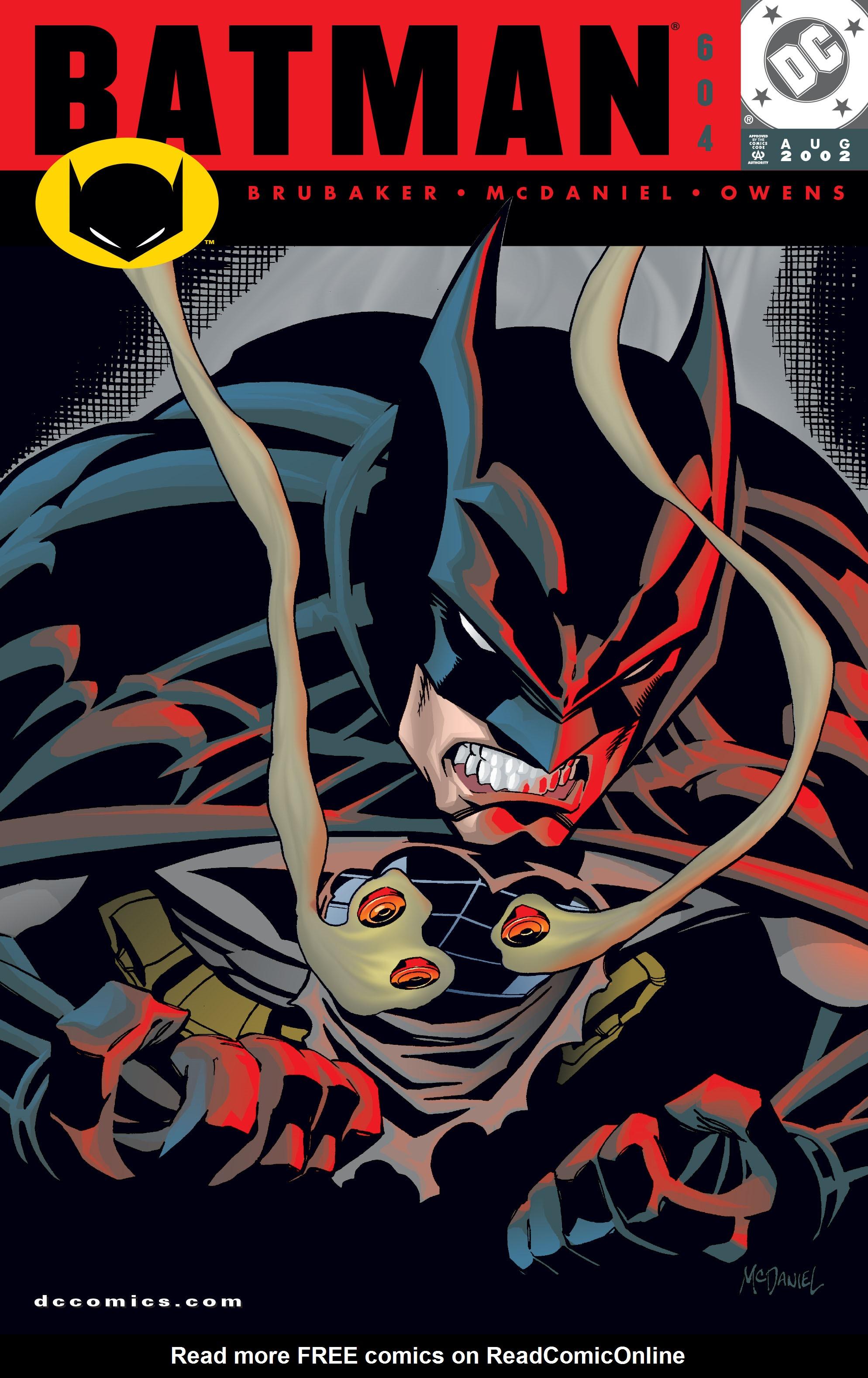 Batman (1940) 604 Page 1
