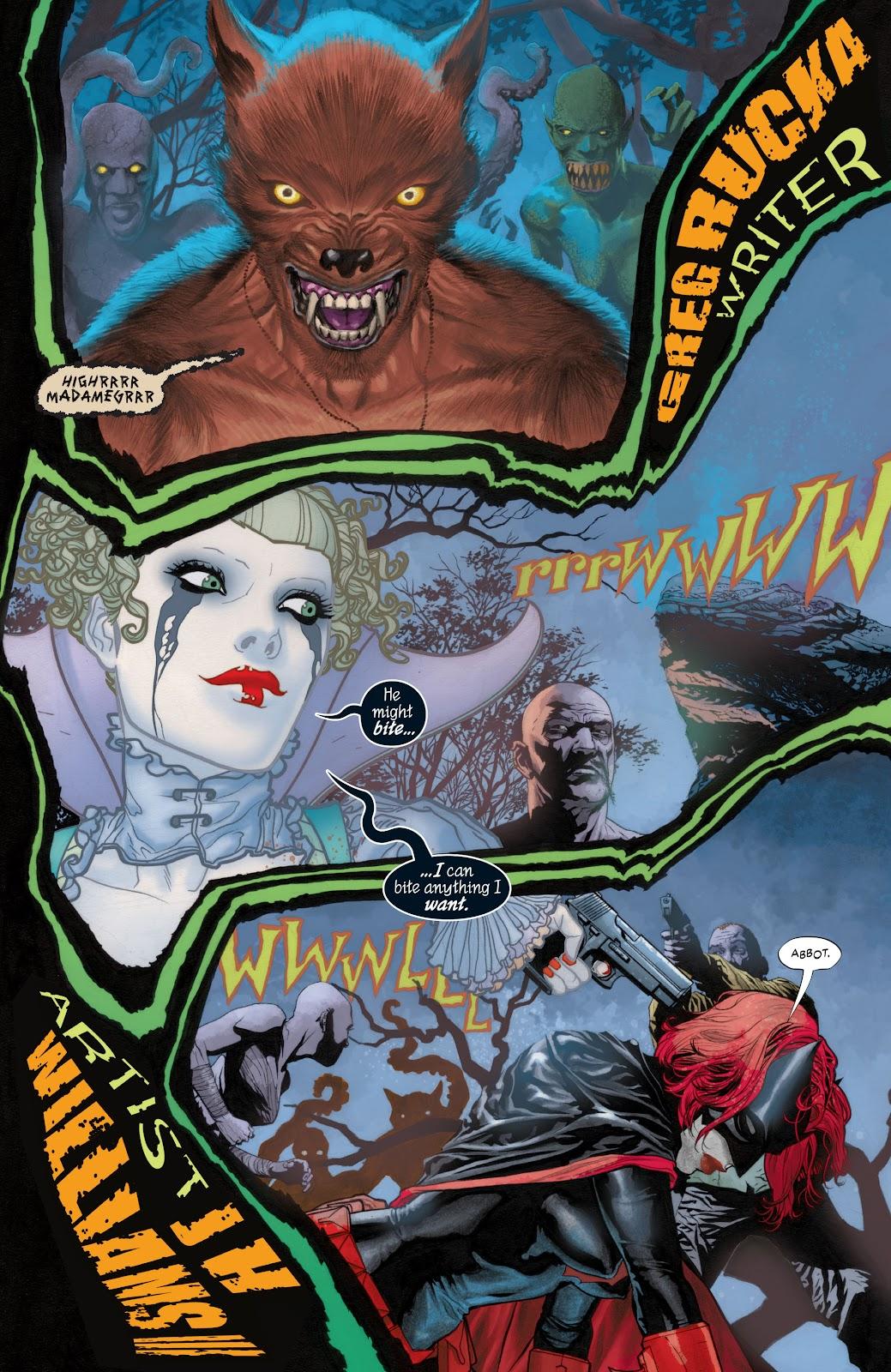 Read online Detective Comics (1937) comic -  Issue # _TPB Batwoman - Elegy (Part 1) - 47