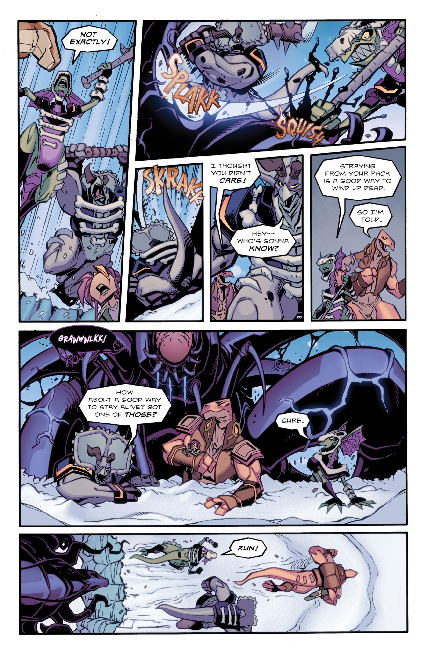 Read online Rexodus comic -  Issue # Full - 90