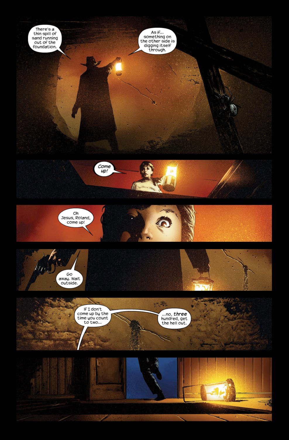 Read online Dark Tower: The Gunslinger - The Way Station comic -  Issue #3 - 15