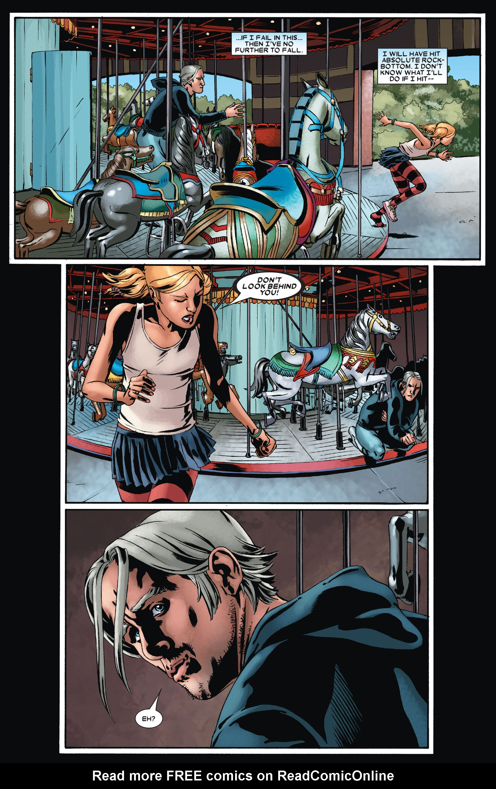 Read online X-Factor (2006) comic -  Issue #23 - 10