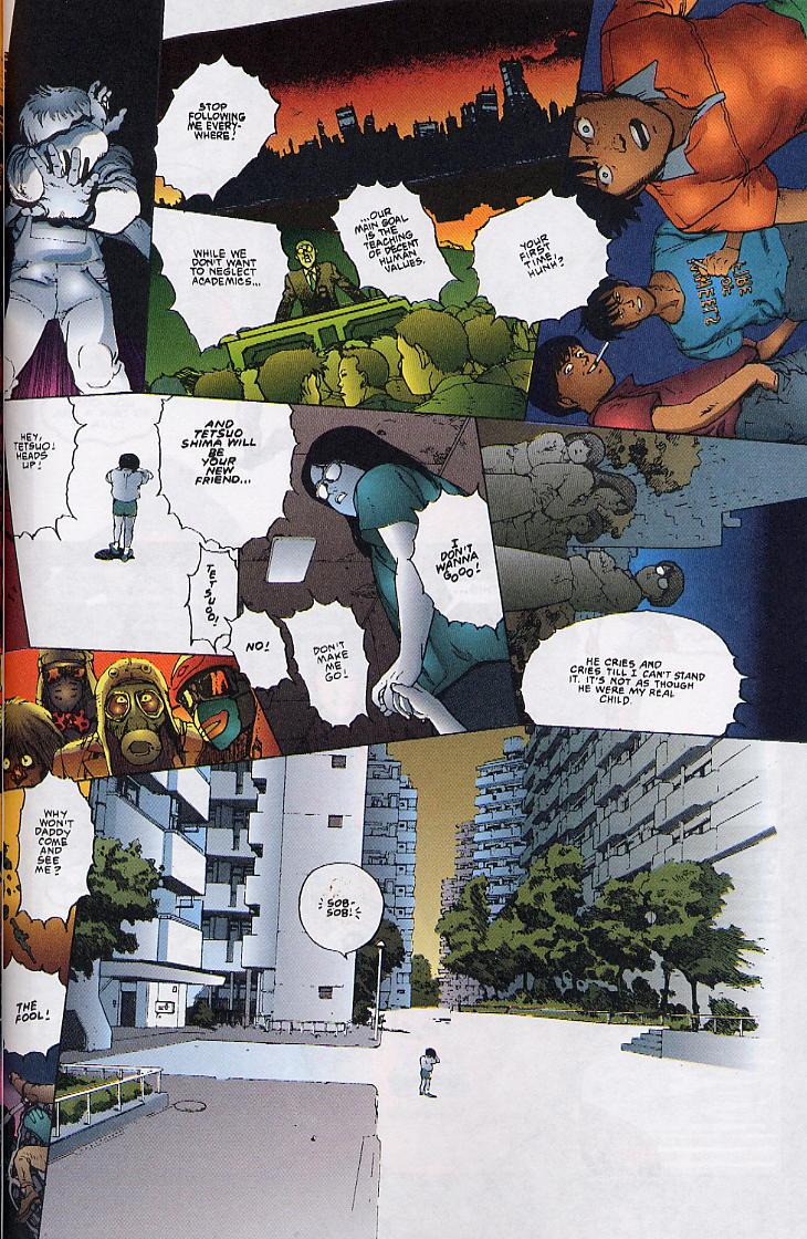 Read online Akira comic -  Issue #36 - 76