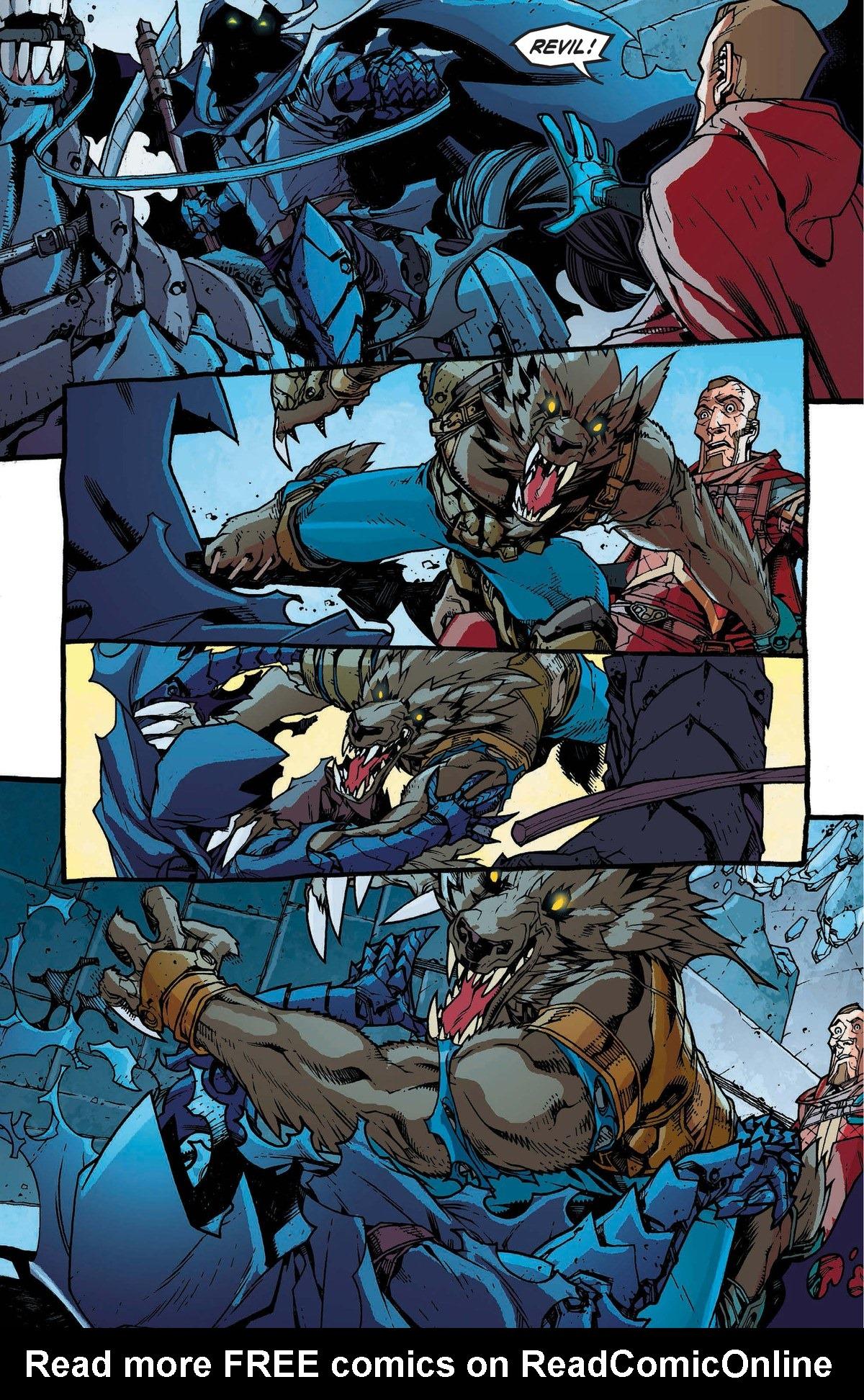 Read online World of Warcraft: Dark Riders comic -  Issue # Full - 105