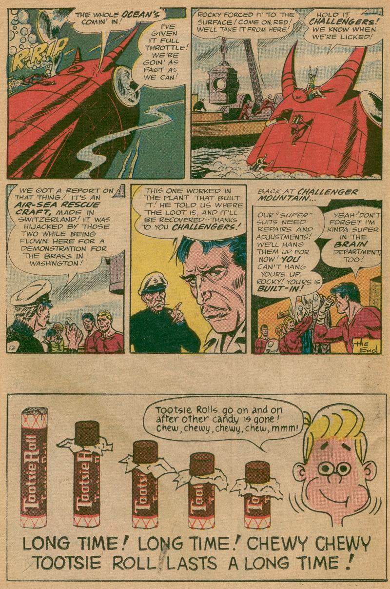 Challengers of the Unknown (1958) issue 40 - Page 14