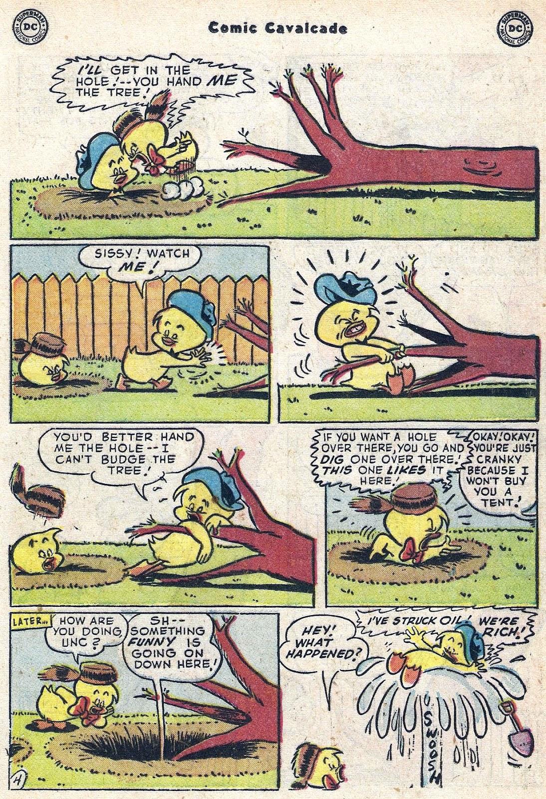 Comic Cavalcade issue 56 - Page 33