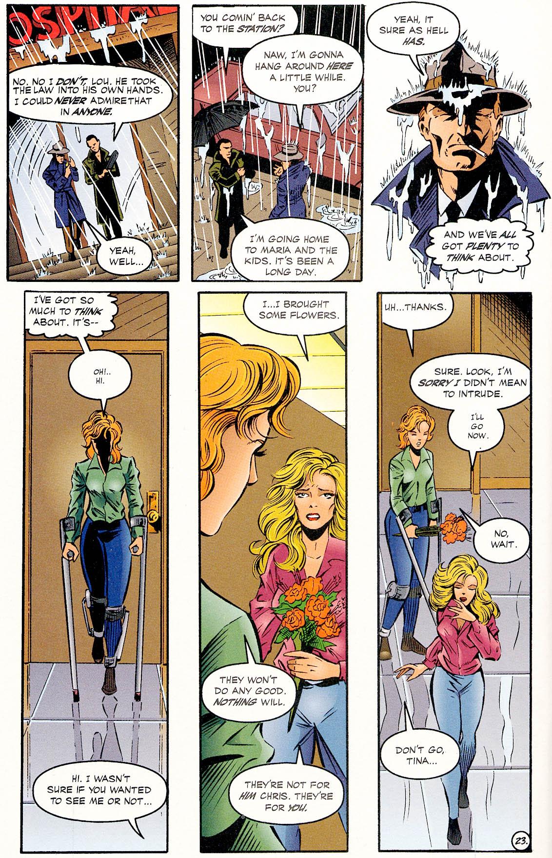 Read online ShadowHawk comic -  Issue #18 - 23