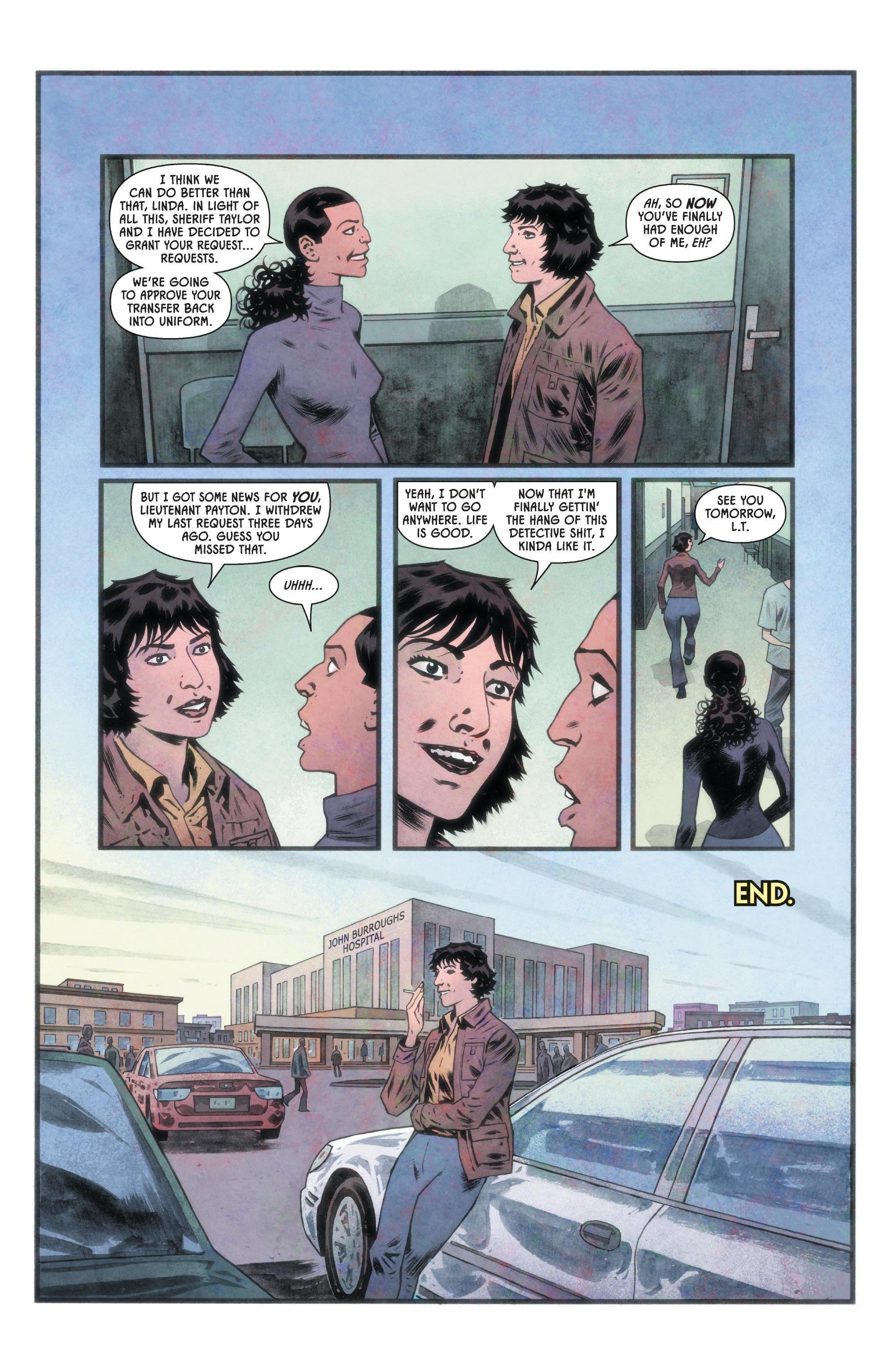 Read online Dead Inside comic -  Issue #5 - 24
