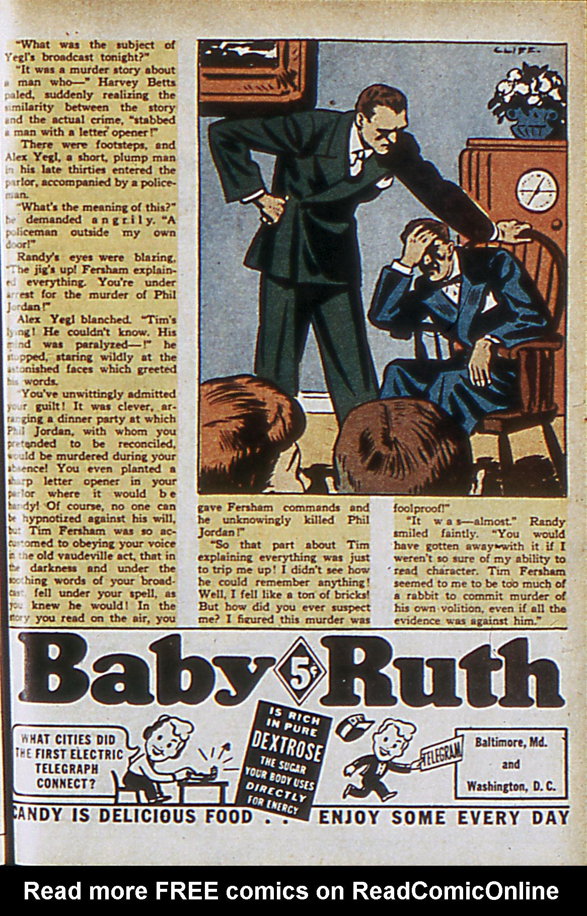 Read online Adventure Comics (1938) comic -  Issue #63 - 56