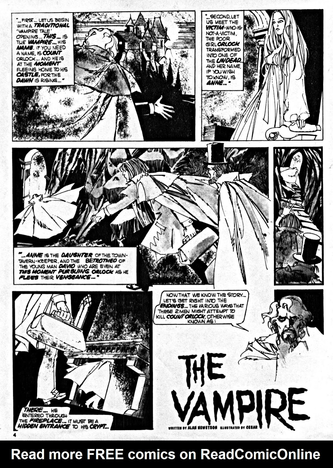 Nightmare (1970) issue 18 - Page 3