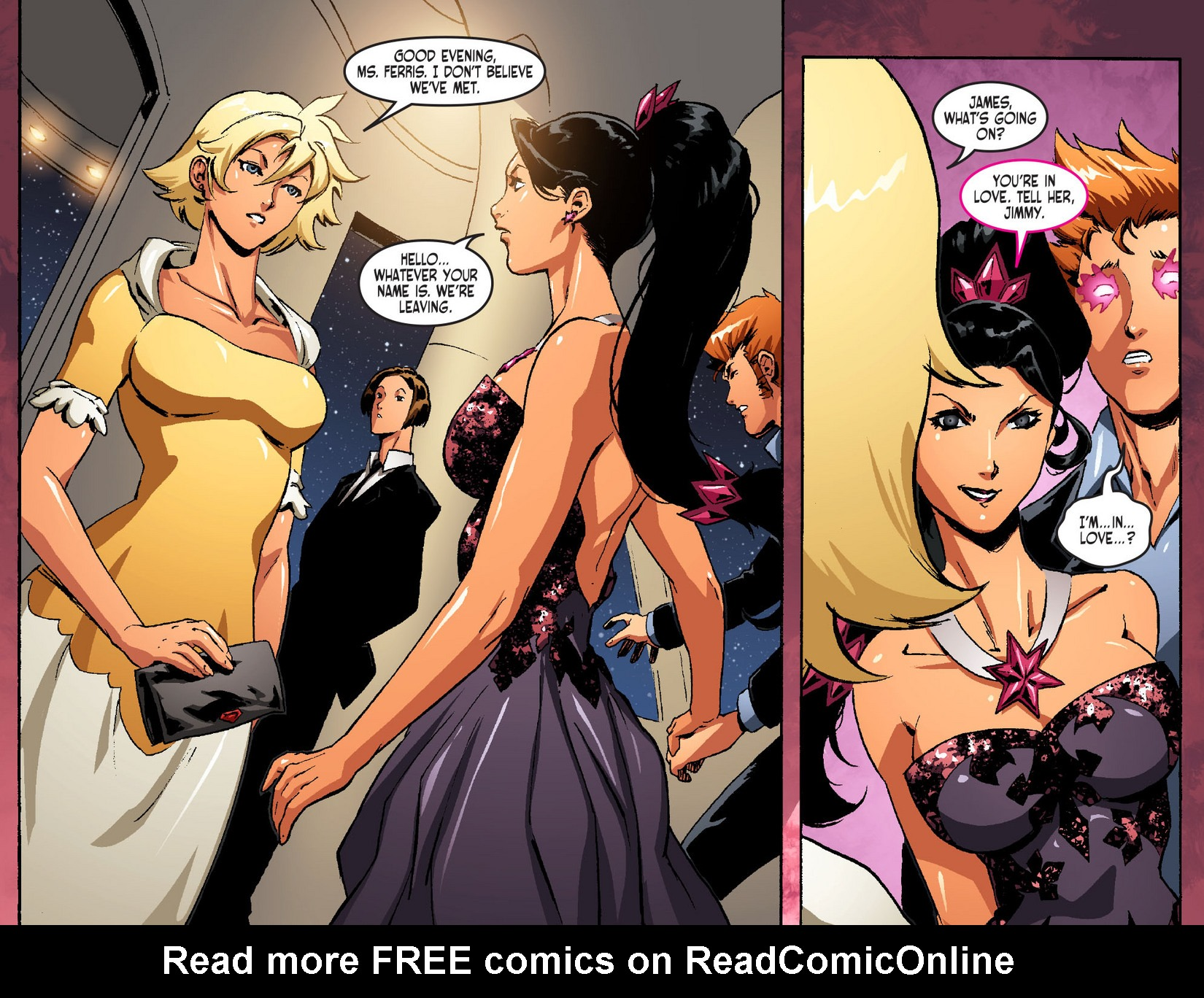 Read online Ame-Comi Girls comic -  Issue #9 - 17