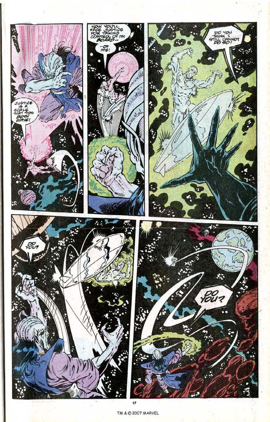 Read online Silver Surfer (1987) comic -  Issue # _Annual 2 - 19