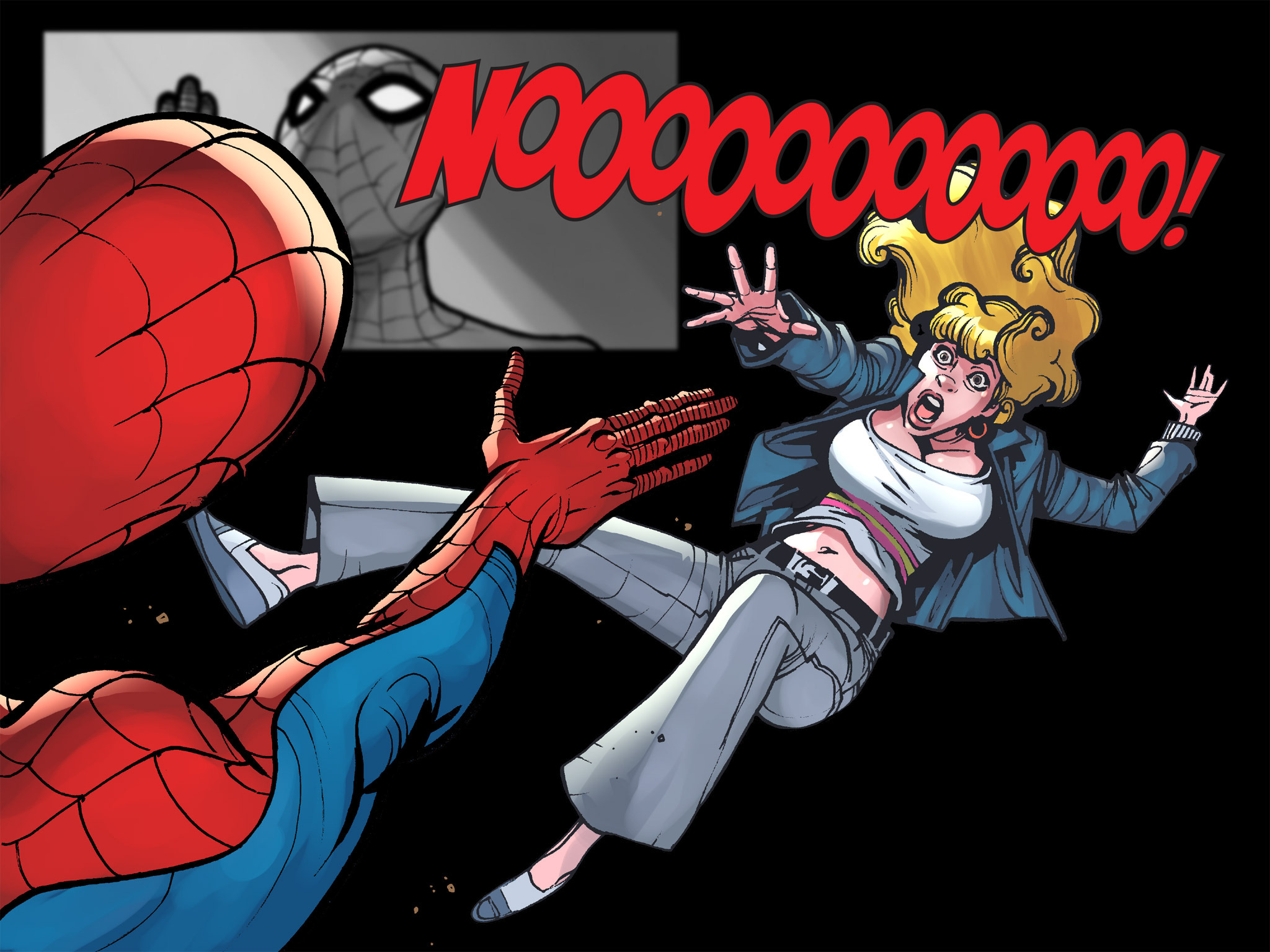 Read online Amazing Spider-Man: Who Am I? comic -  Issue # Full (Part 1) - 68