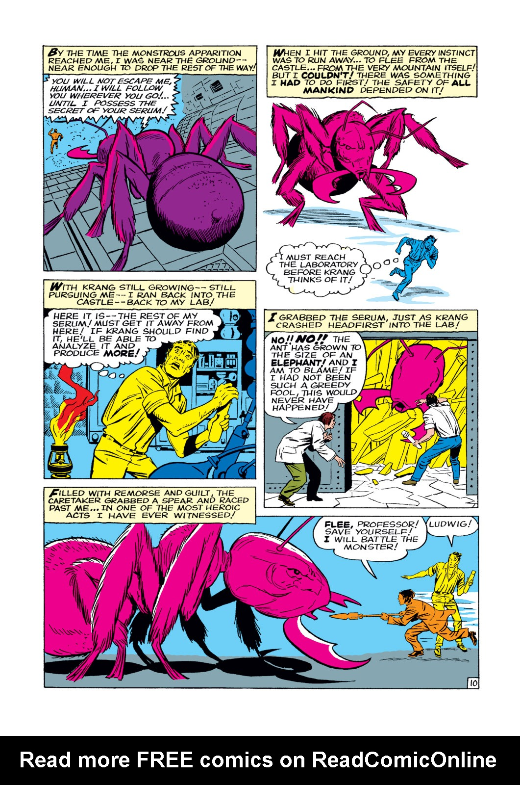 Tales to Astonish (1959) issue 14 - Page 12