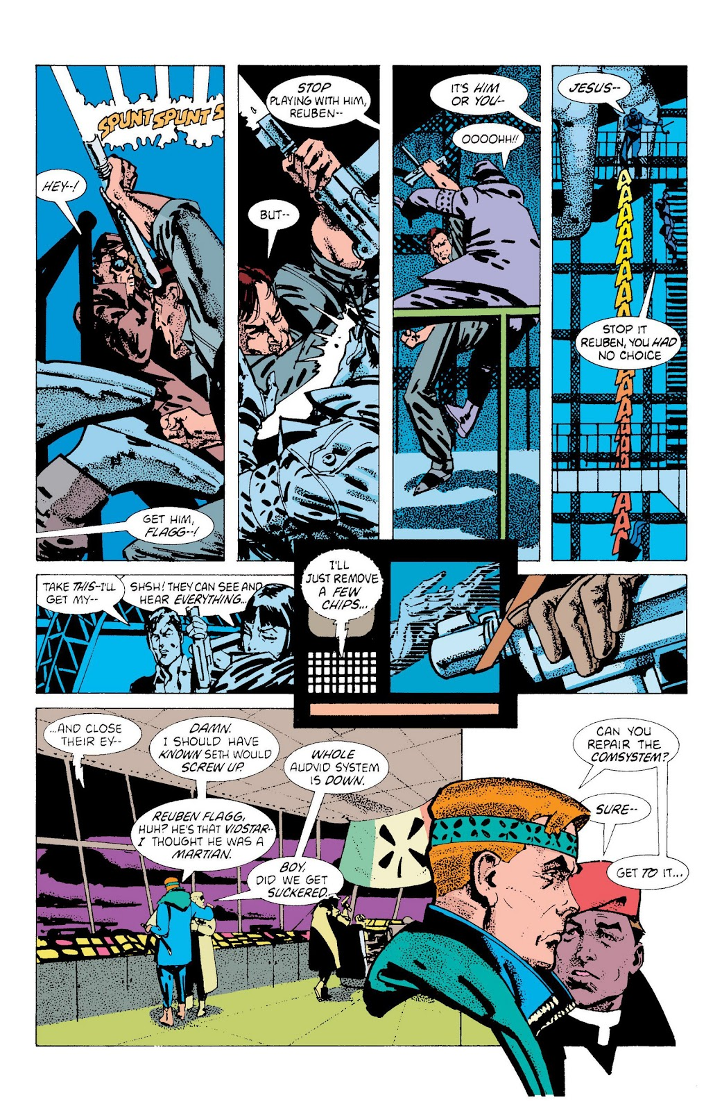 American Flagg! issue Definitive Collection (Part 2) - Page 34