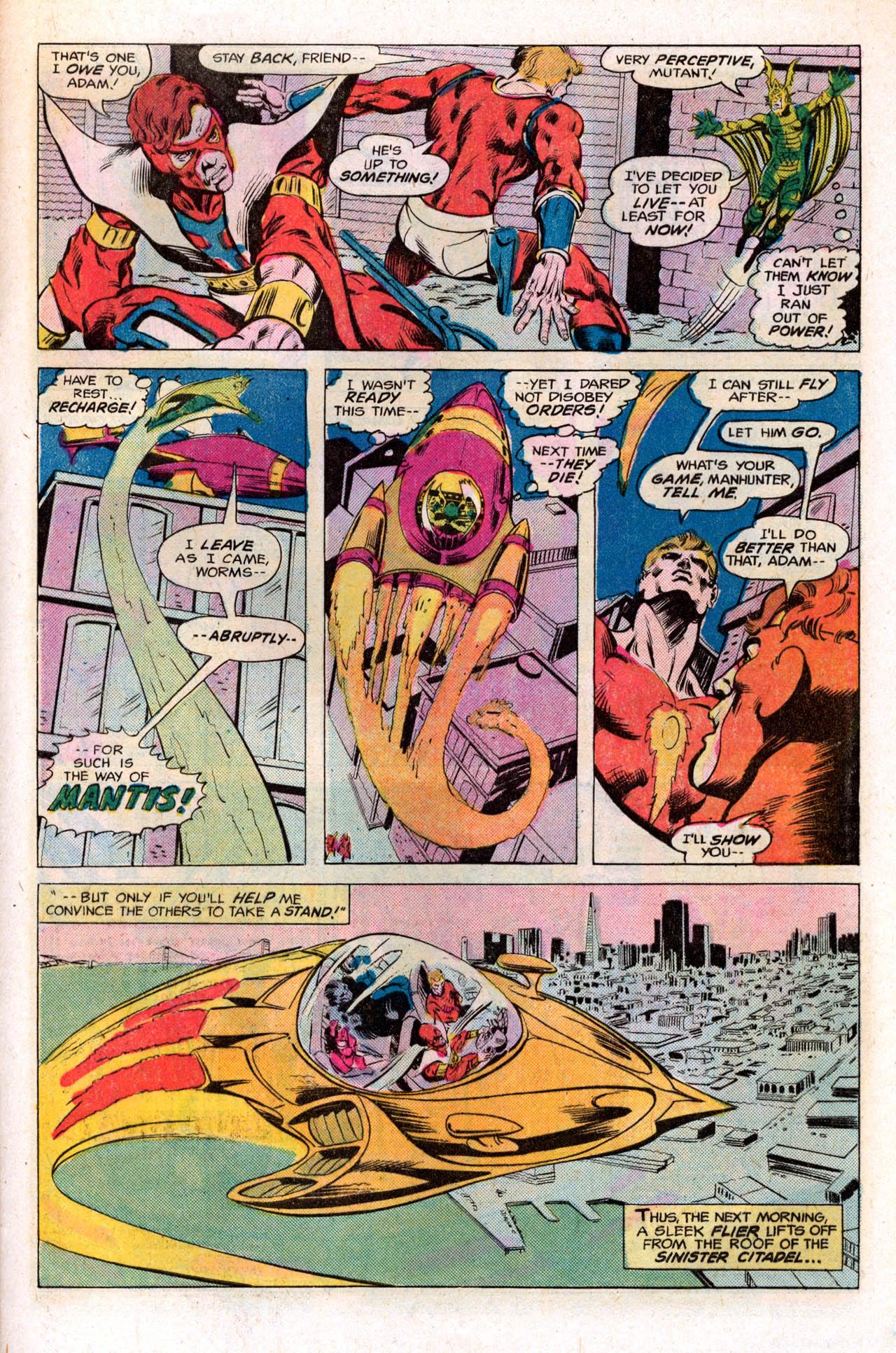 Read online Secret Society of Super-Villains comic -  Issue #2 - 25