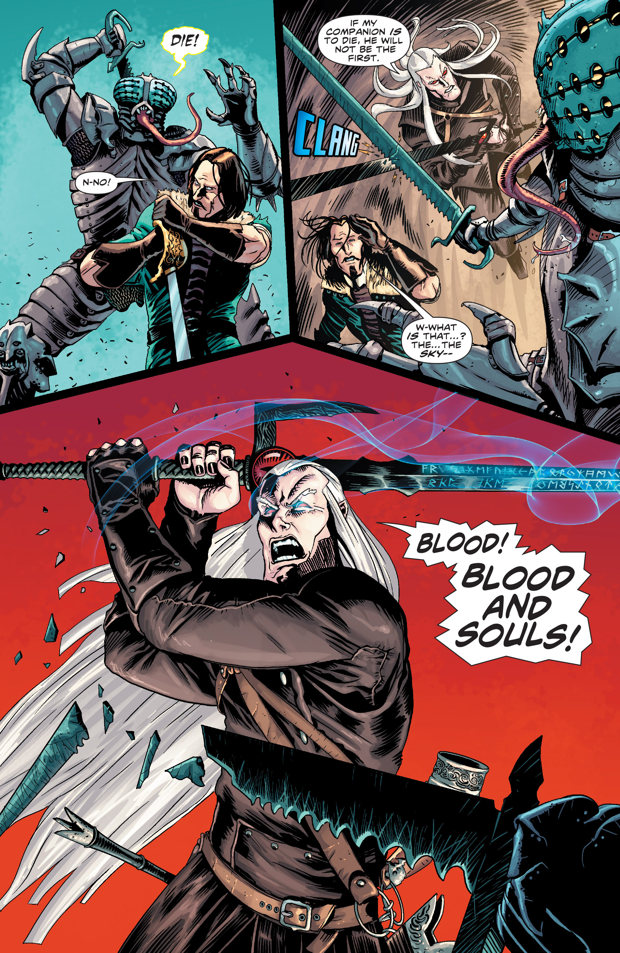 Read online Elric: The Balance Lost comic -  Issue # TPB 2 - 63