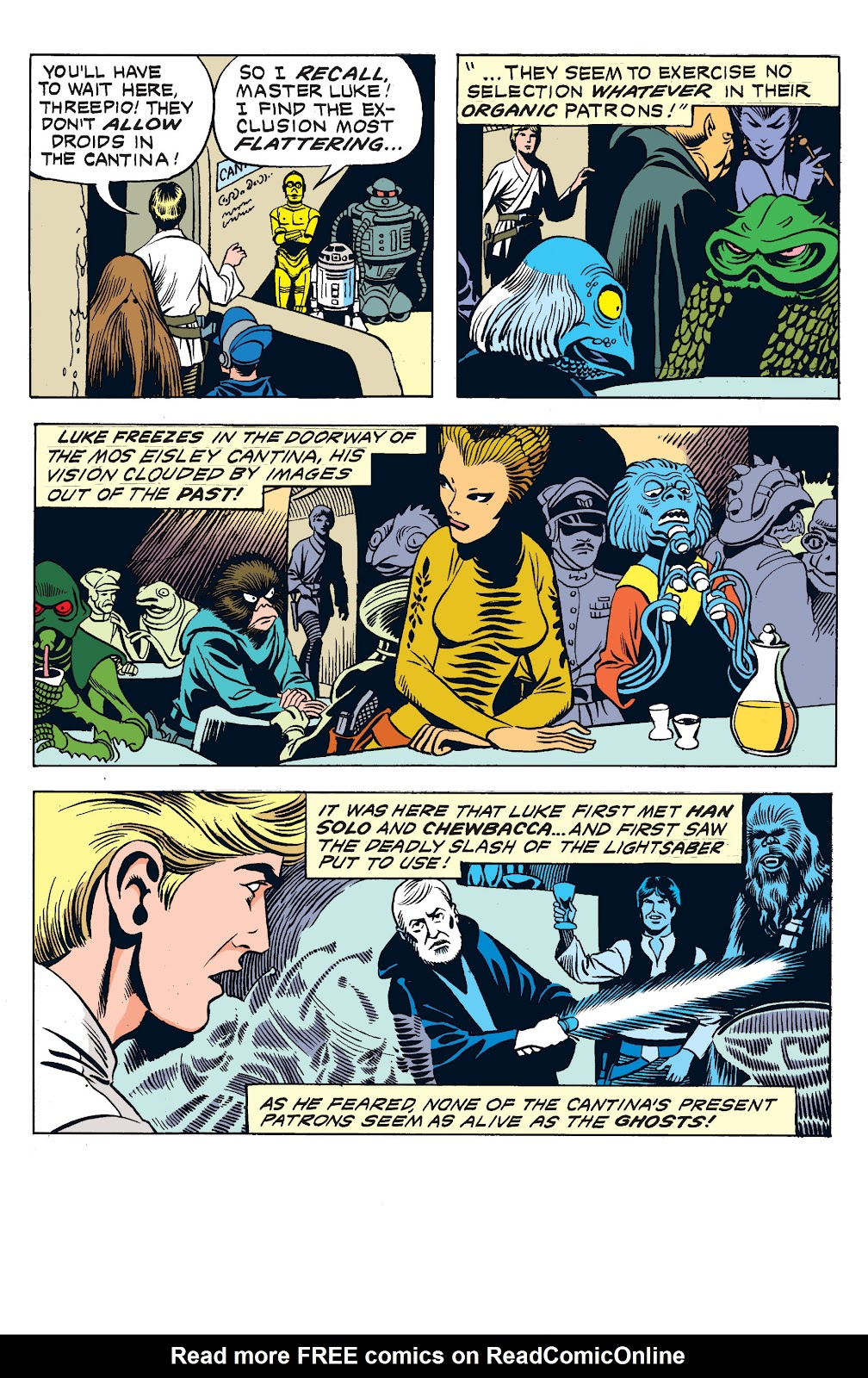 Read online Star Wars Legends: The Newspaper Strips - Epic Collection comic -  Issue # TPB (Part 2) - 27