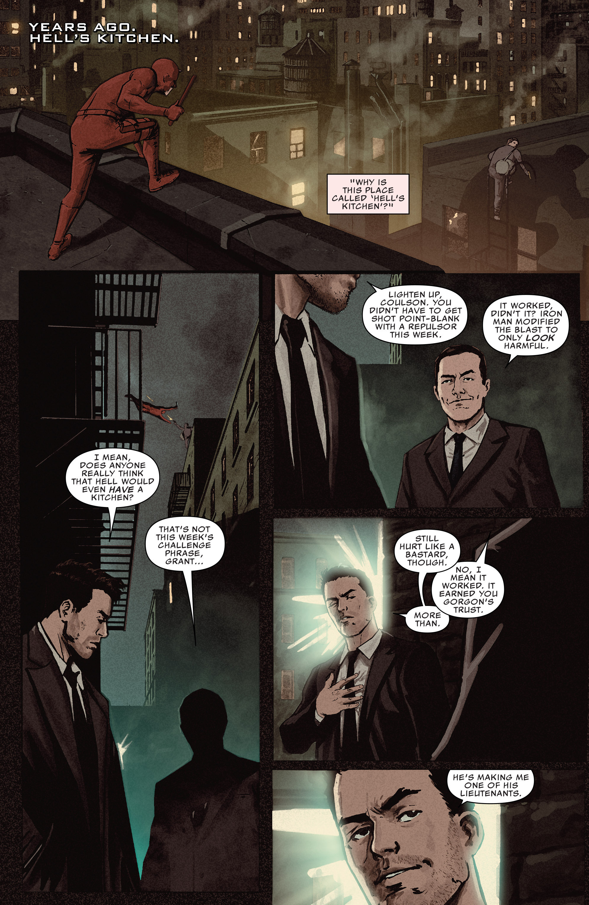 Read online Agents of S.H.I.E.L.D. comic -  Issue #5 - 20