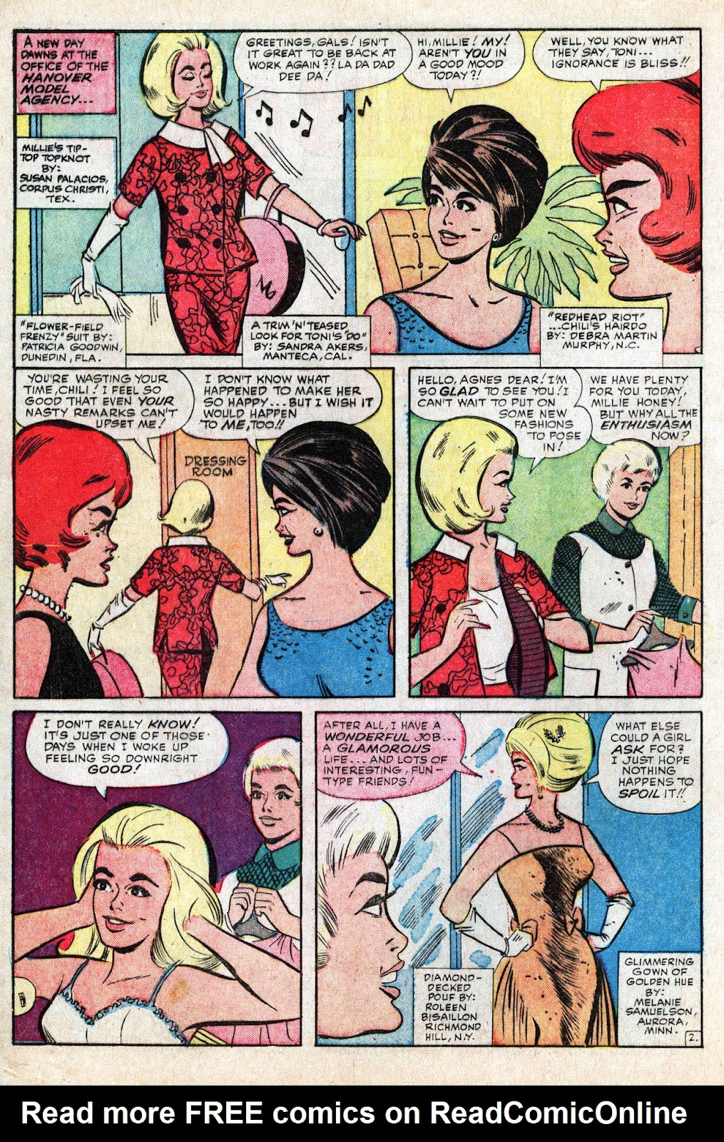 Modeling With Millie issue 32 - Page 4
