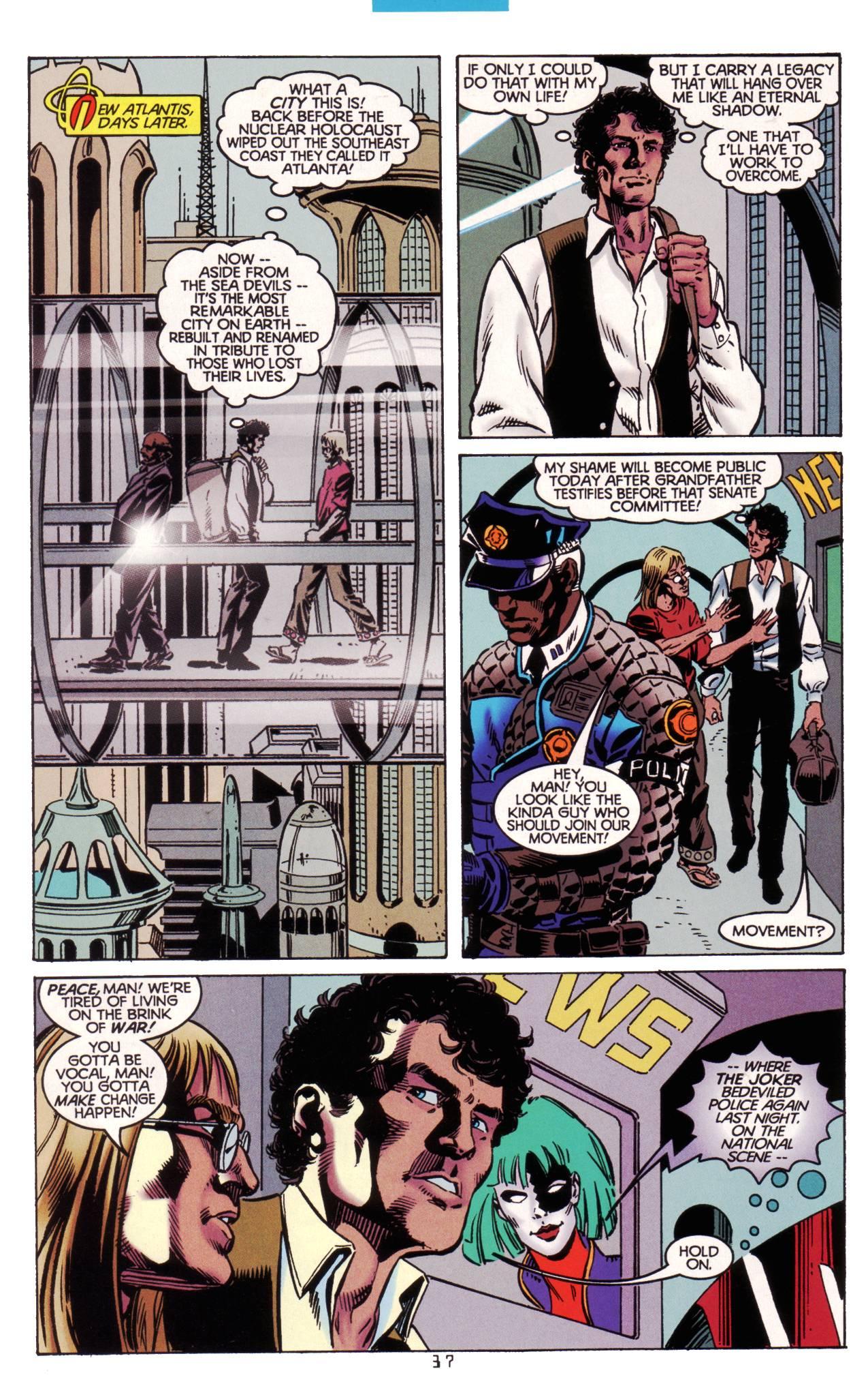 Read online Tangent Comics/ The Atom comic -  Issue # Full - 38