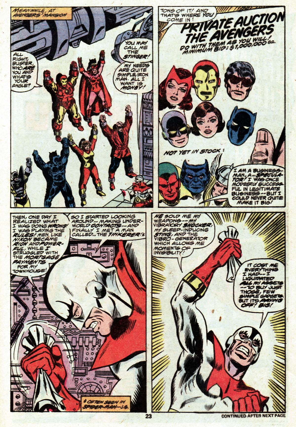 The Avengers (1963) 180 Page 14