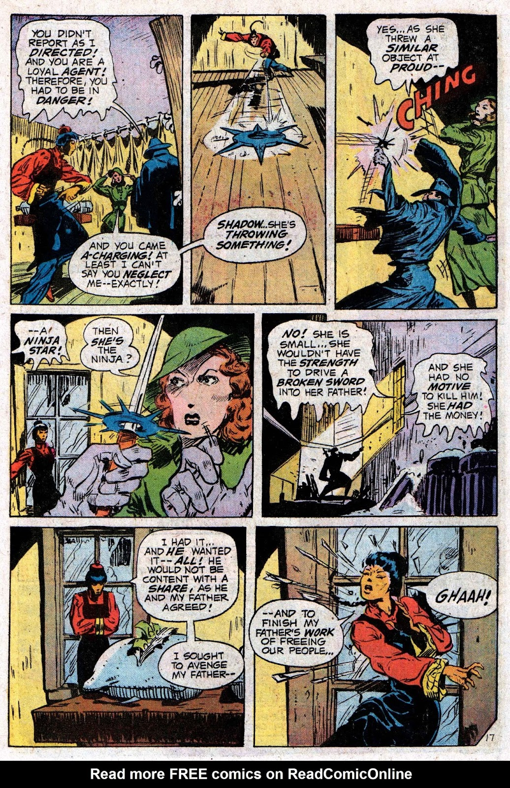 The Shadow (1973) issue 6 - Page 27