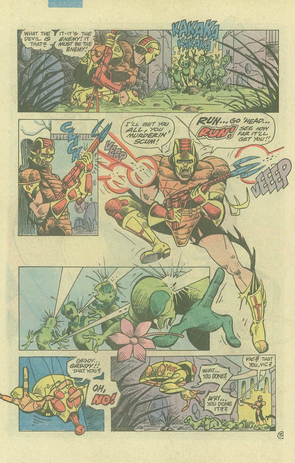 Read online Sgt. Rock comic -  Issue #393 - 22