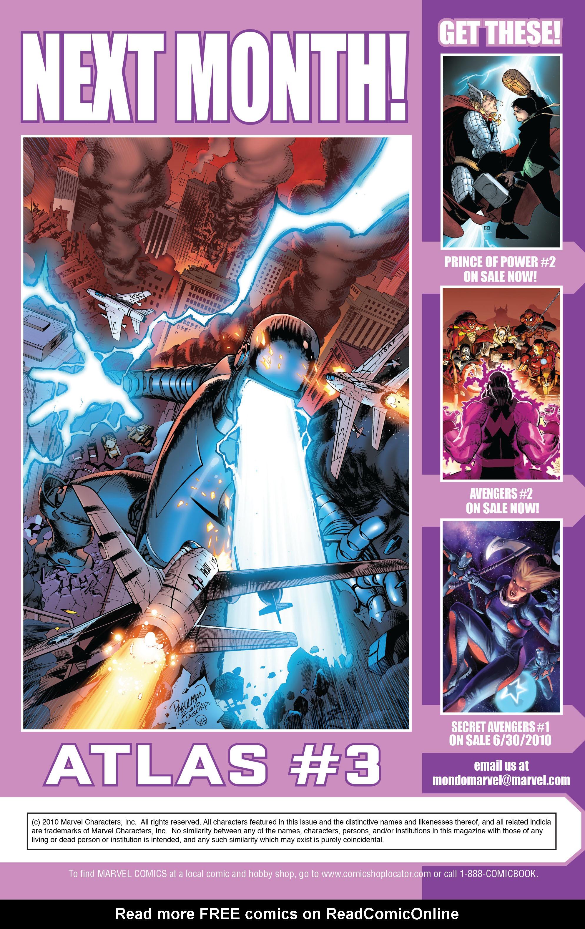 Read online Atlas comic -  Issue #Atlas _TPB - 104