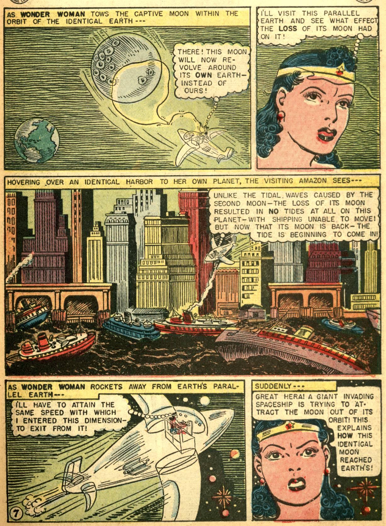 Read online Wonder Woman (1942) comic -  Issue #73 - 31