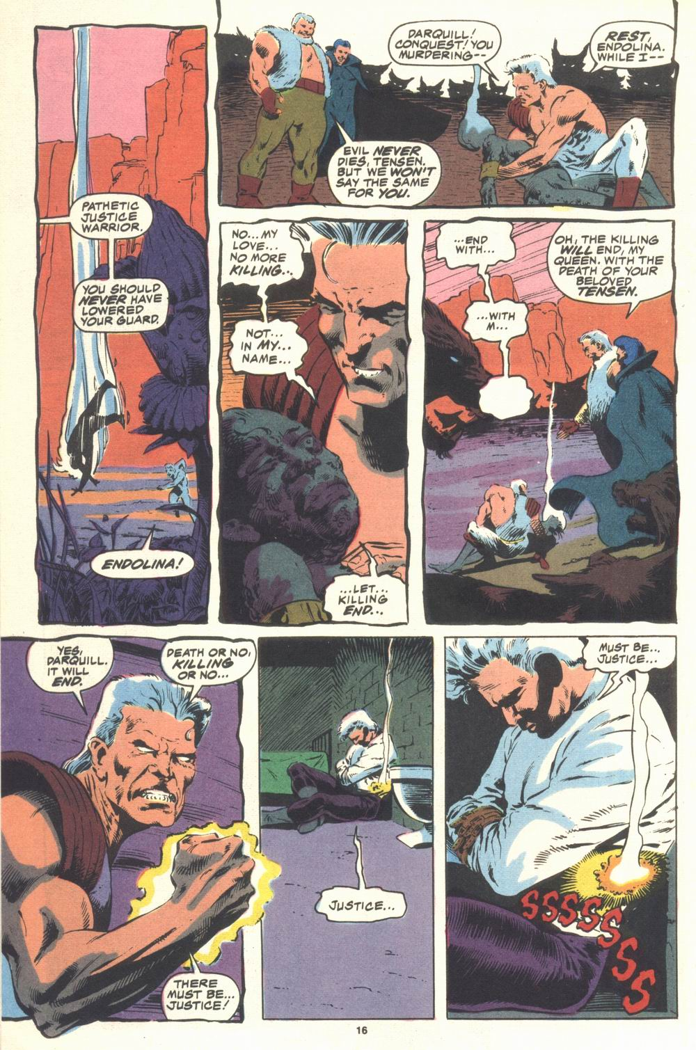 Read online Justice (1986) comic -  Issue #21 - 18