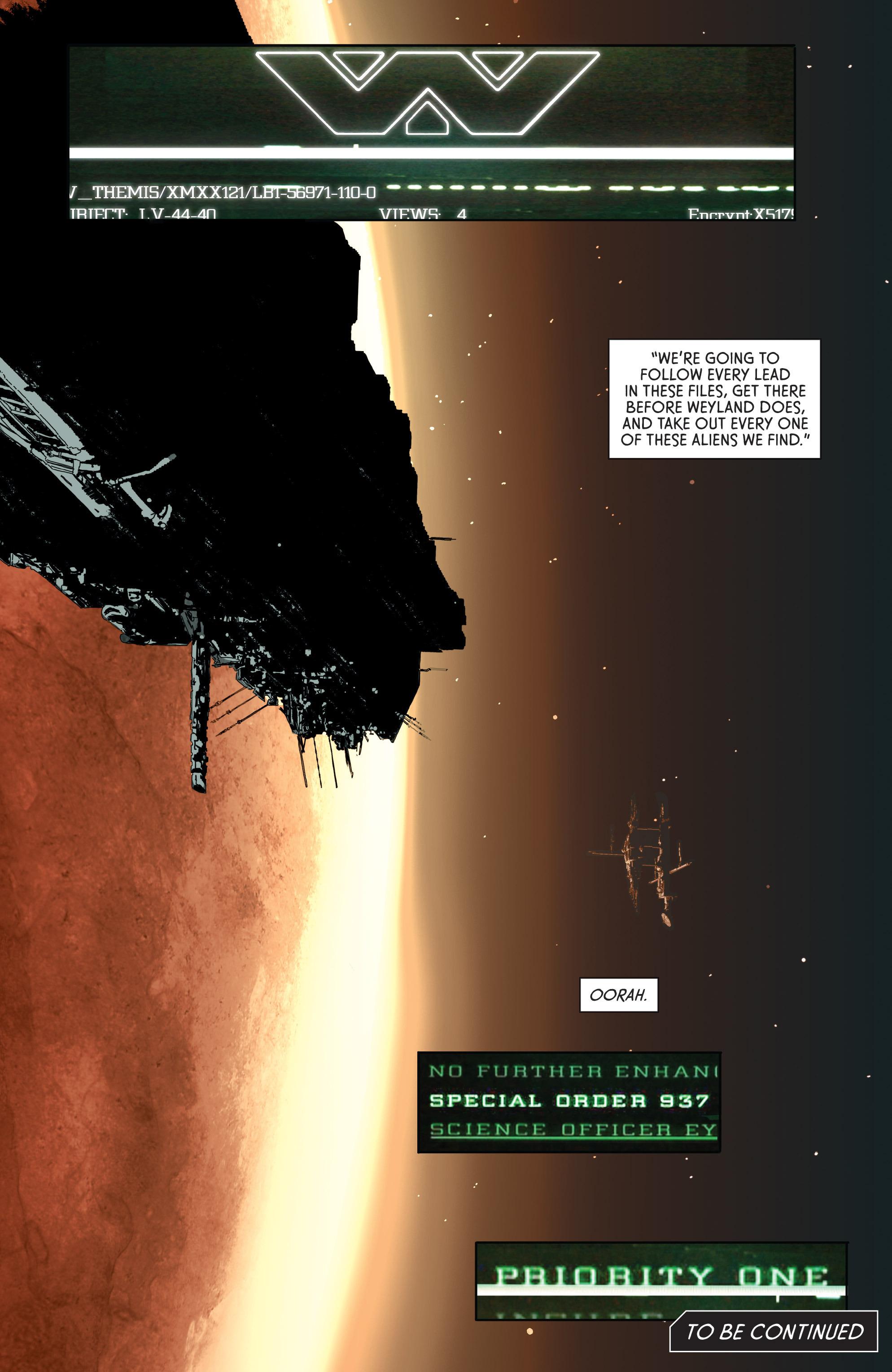 Read online Aliens: Defiance comic -  Issue #1 - 30