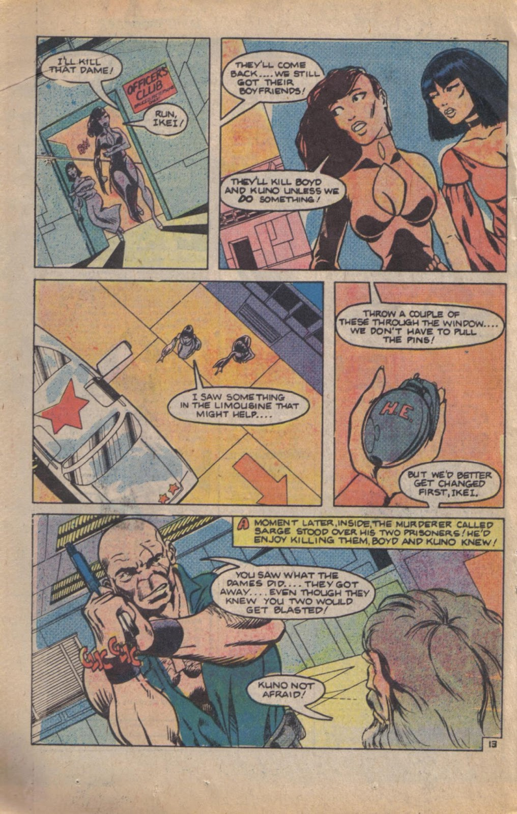 Read online Doomsday   1 (1975) comic -  Issue #11 - 18
