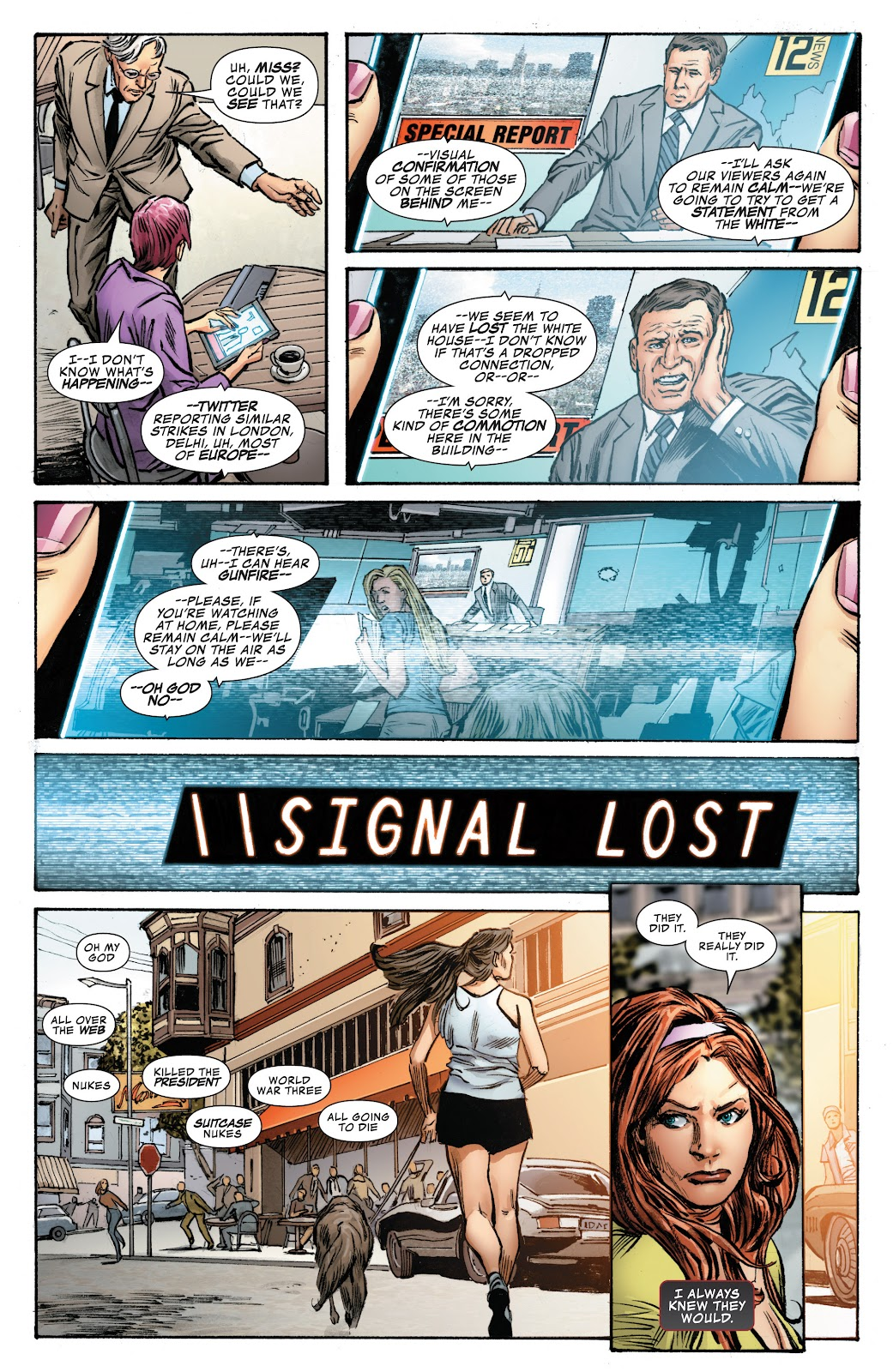 Read online Age of Ultron Companion comic -  Issue # TPB (Part 1) - 9