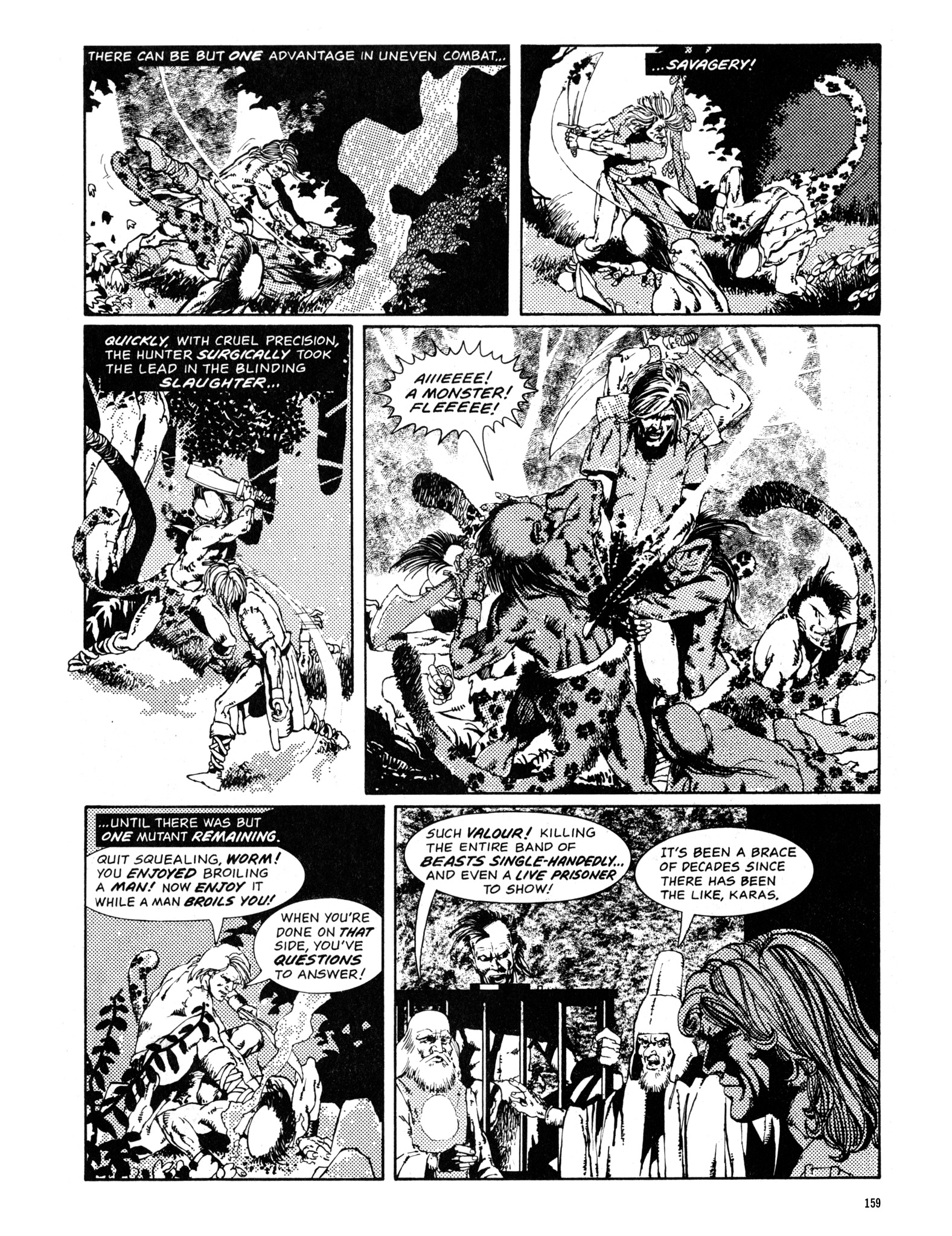 Read online Eerie Archives comic -  Issue # TPB 14 - 160