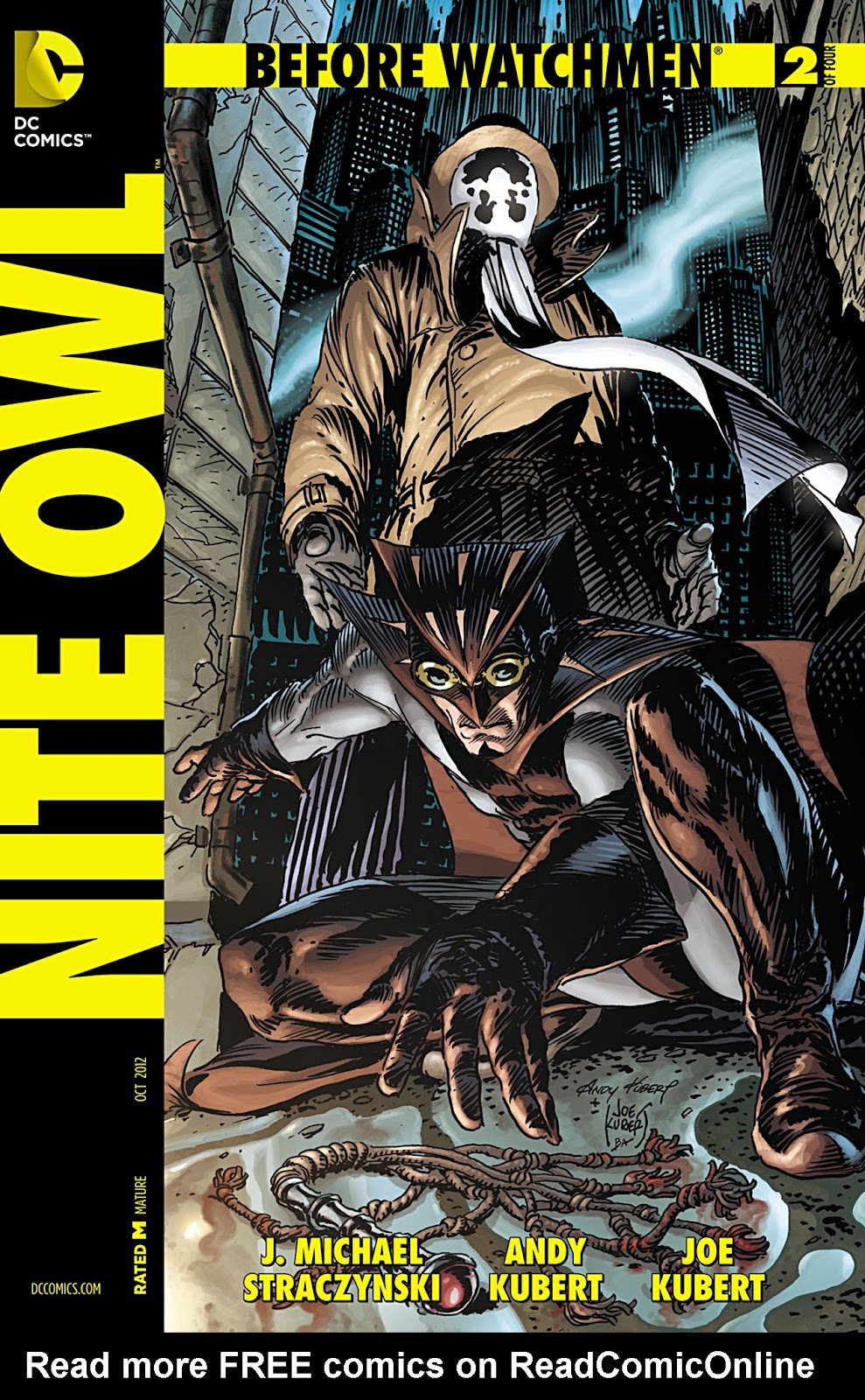 before watchmen nite owl issue 2 read full comics online for free