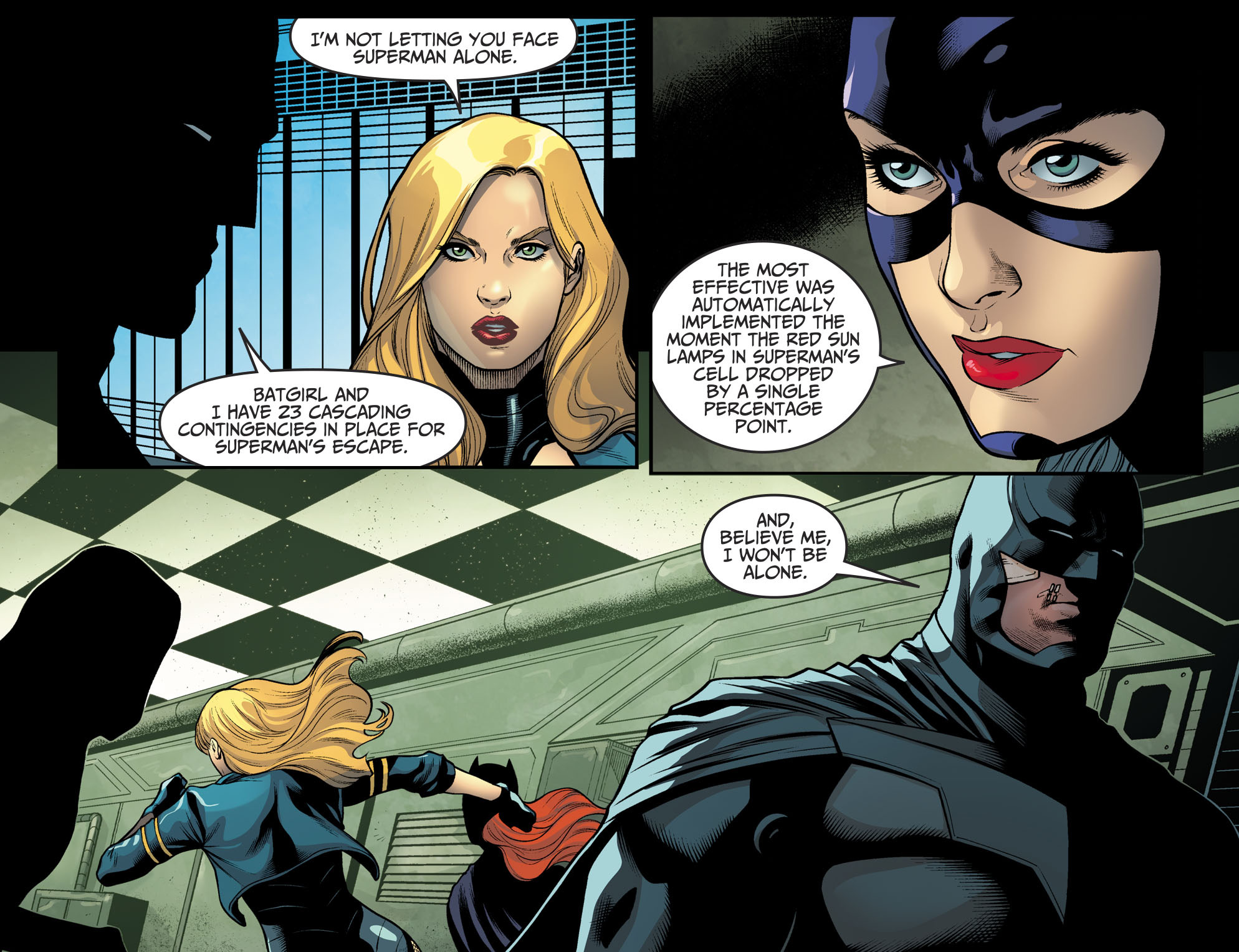 Read online Injustice 2 comic -  Issue #5 - 11