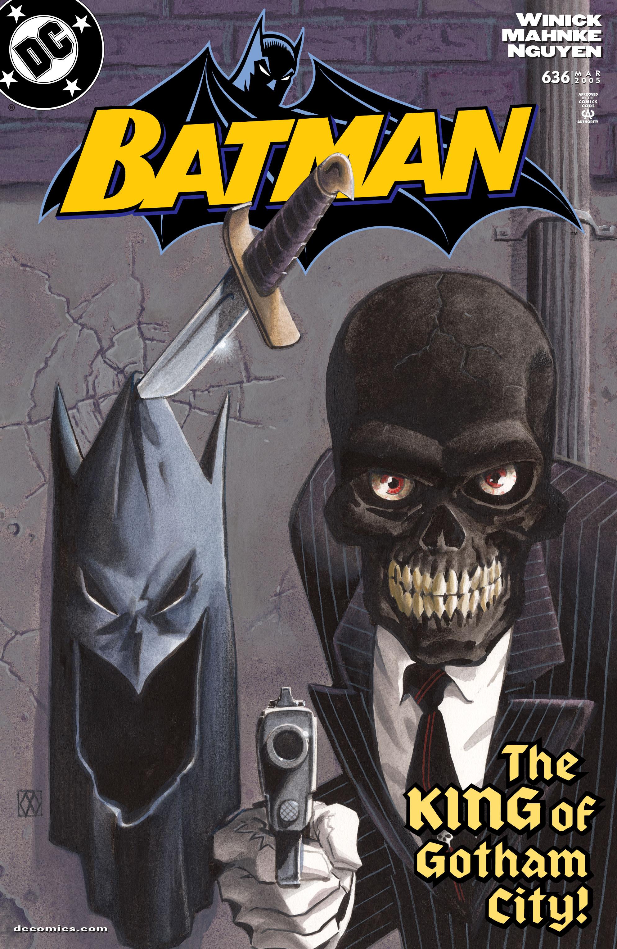 Batman (1940) 636 Page 1