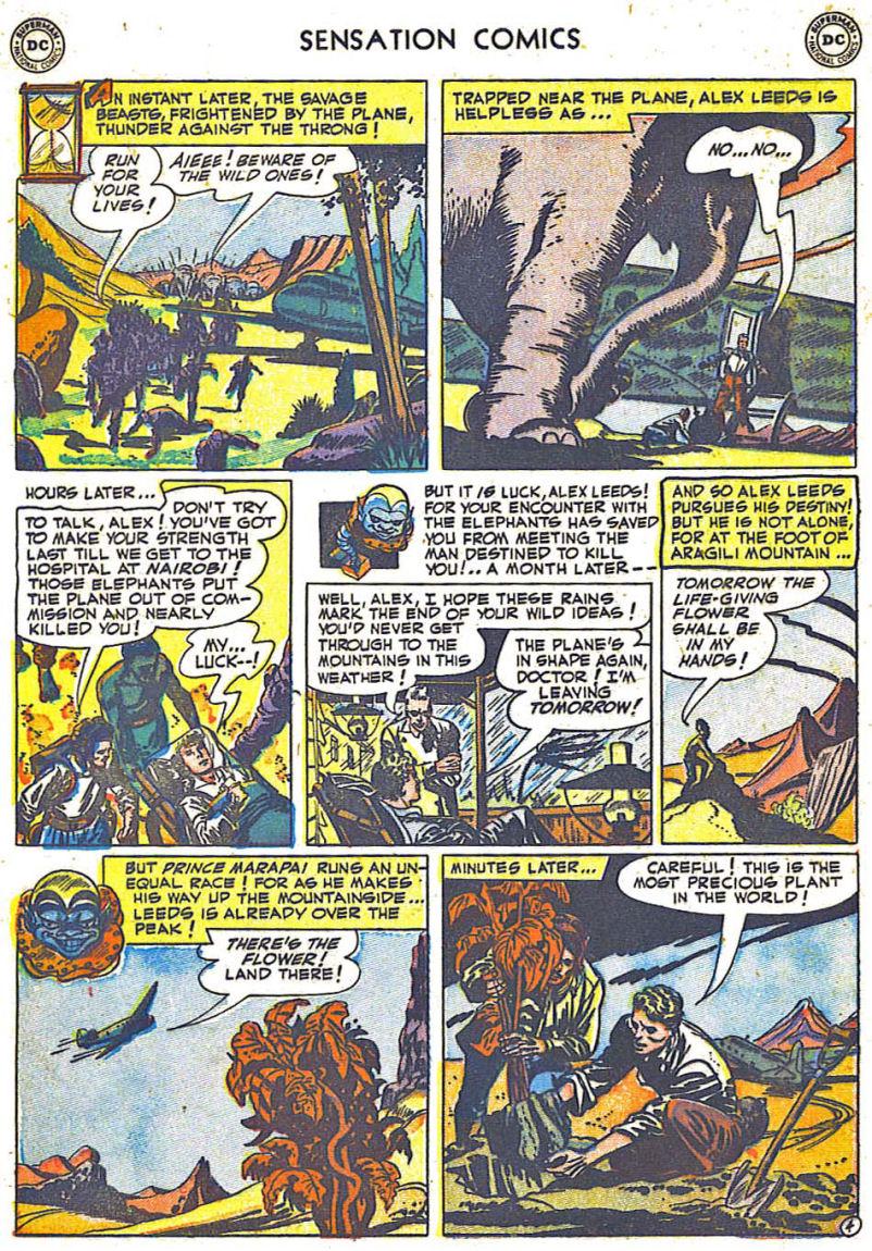 Read online Sensation (Mystery) Comics comic -  Issue #108 - 28