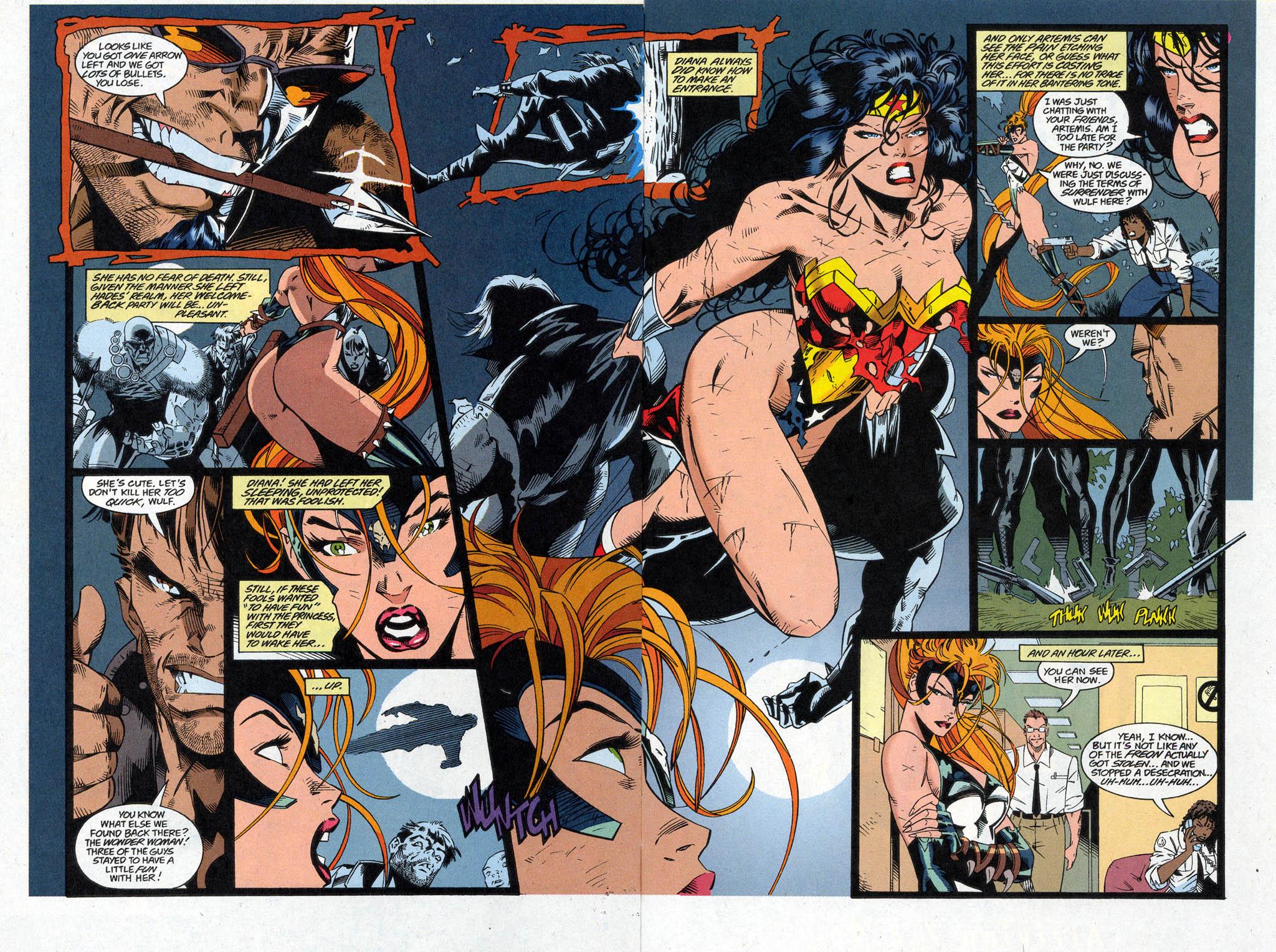 Read online Artemis: Requiem comic -  Issue #2 - 16