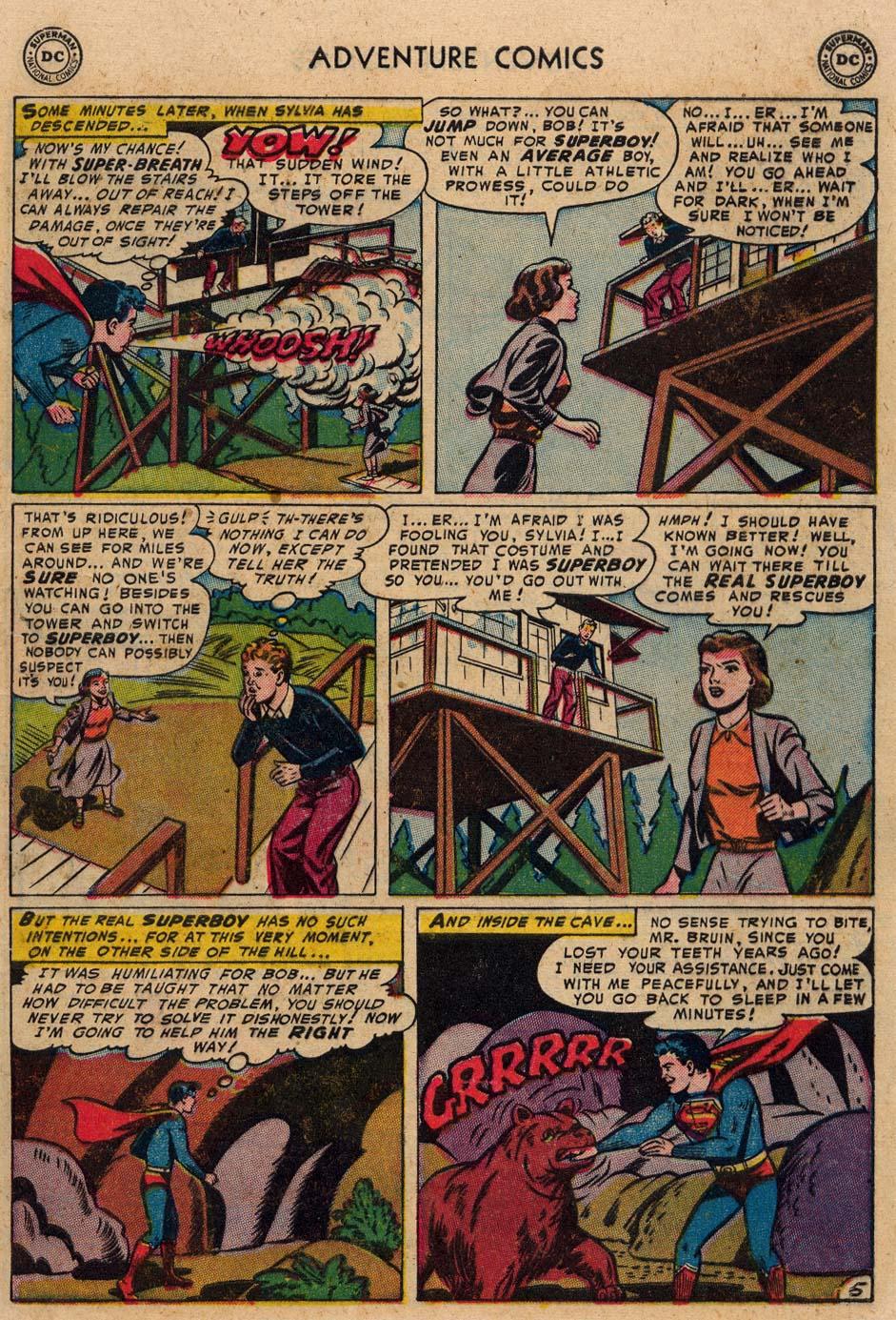 Read online Adventure Comics (1938) comic -  Issue #193 - 7