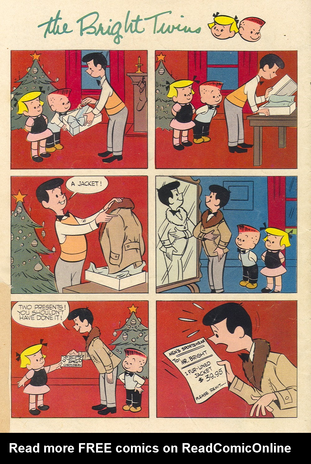 Four Color Comics issue 867 - Page 36
