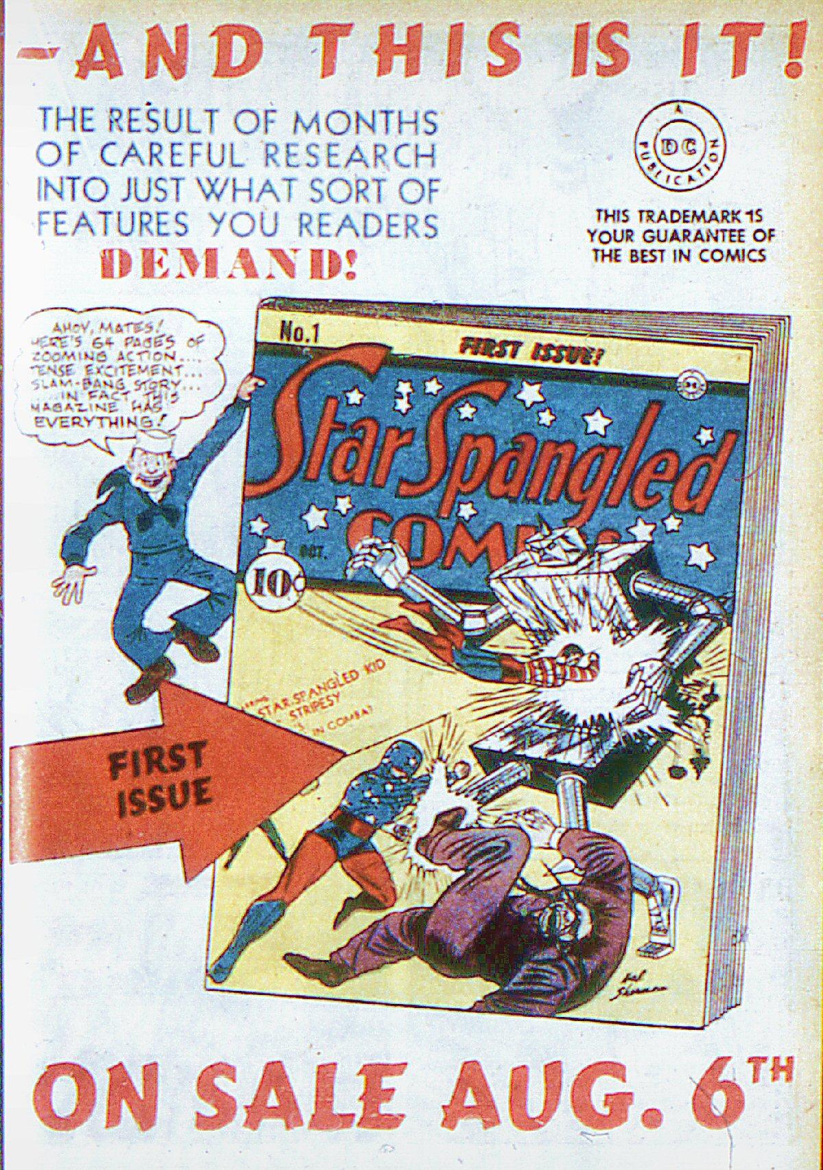 Read online Adventure Comics (1938) comic -  Issue #66 - 30